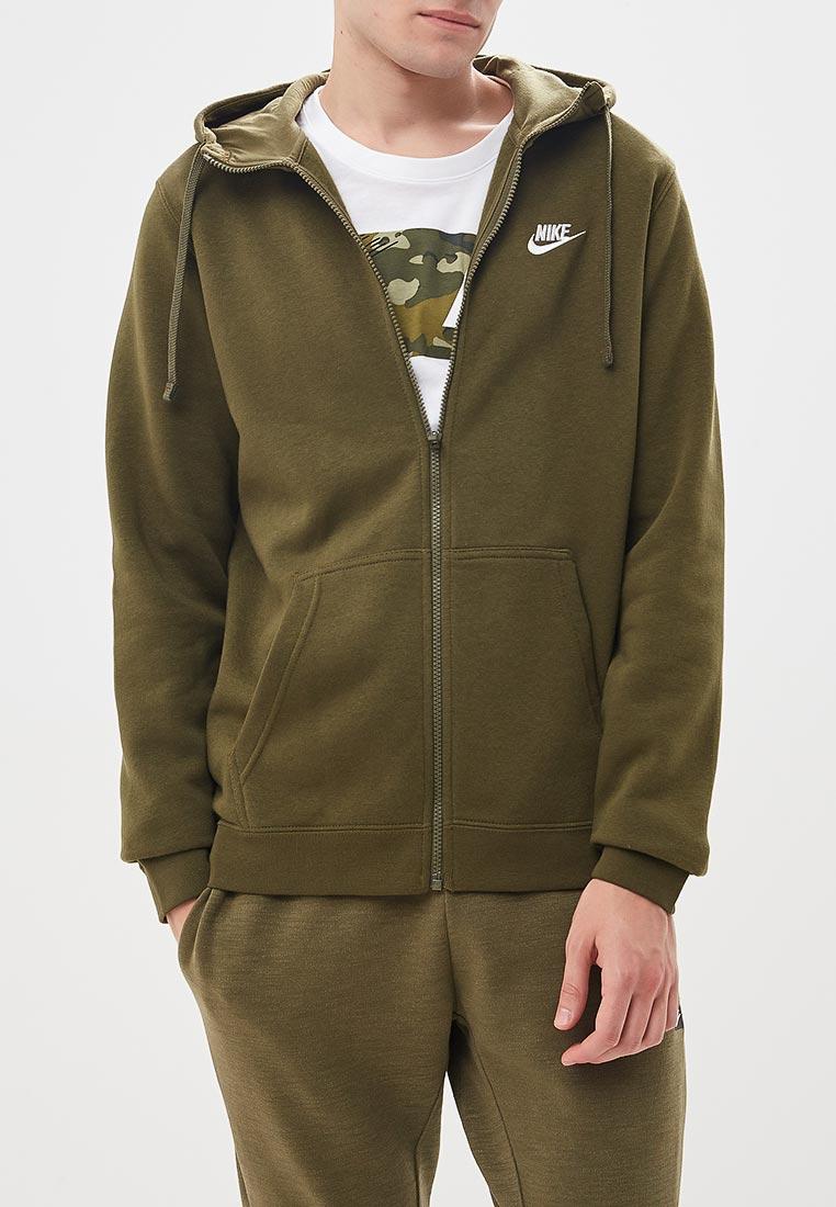 Толстовка Nike (Найк) 804389-395