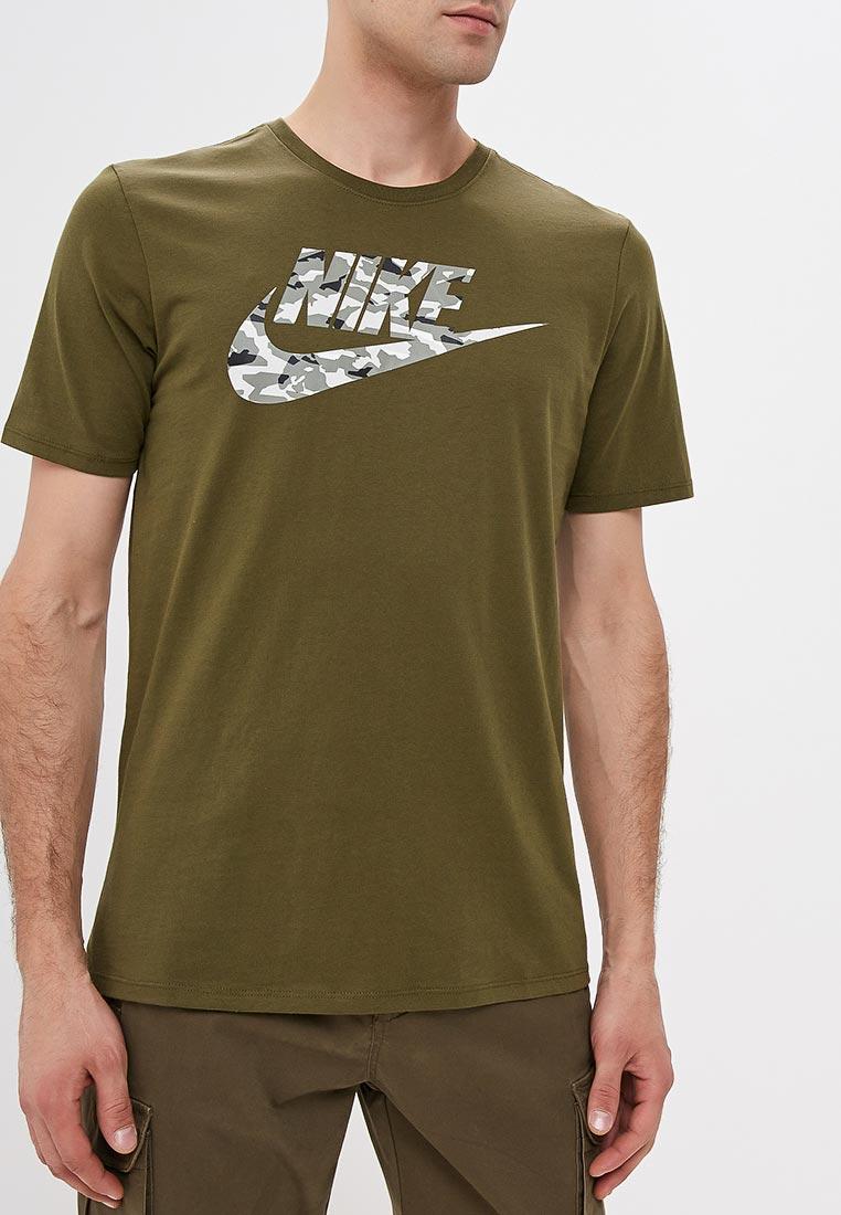 Футболка с коротким рукавом Nike (Найк) AJ6633-395