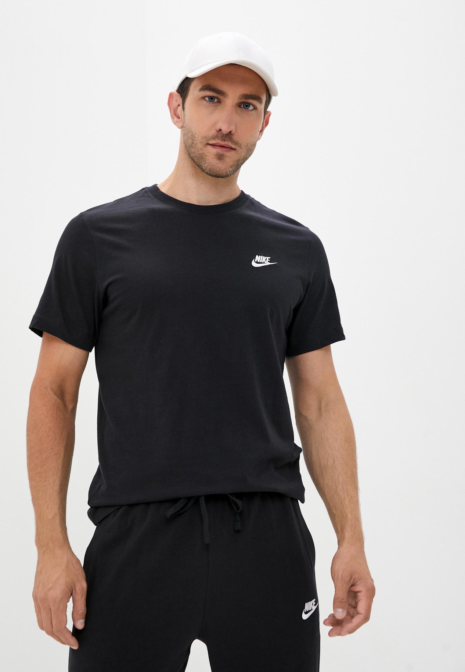 футболка найк мужская купить в спб