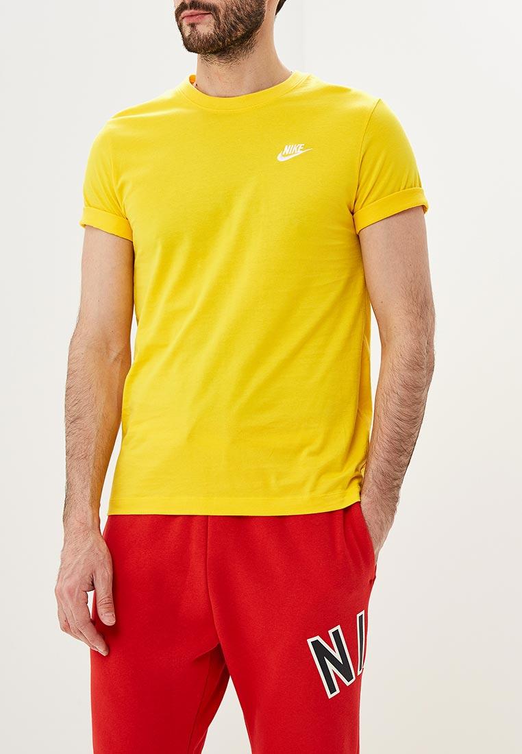 Футболка Nike (Найк) AR4997-728
