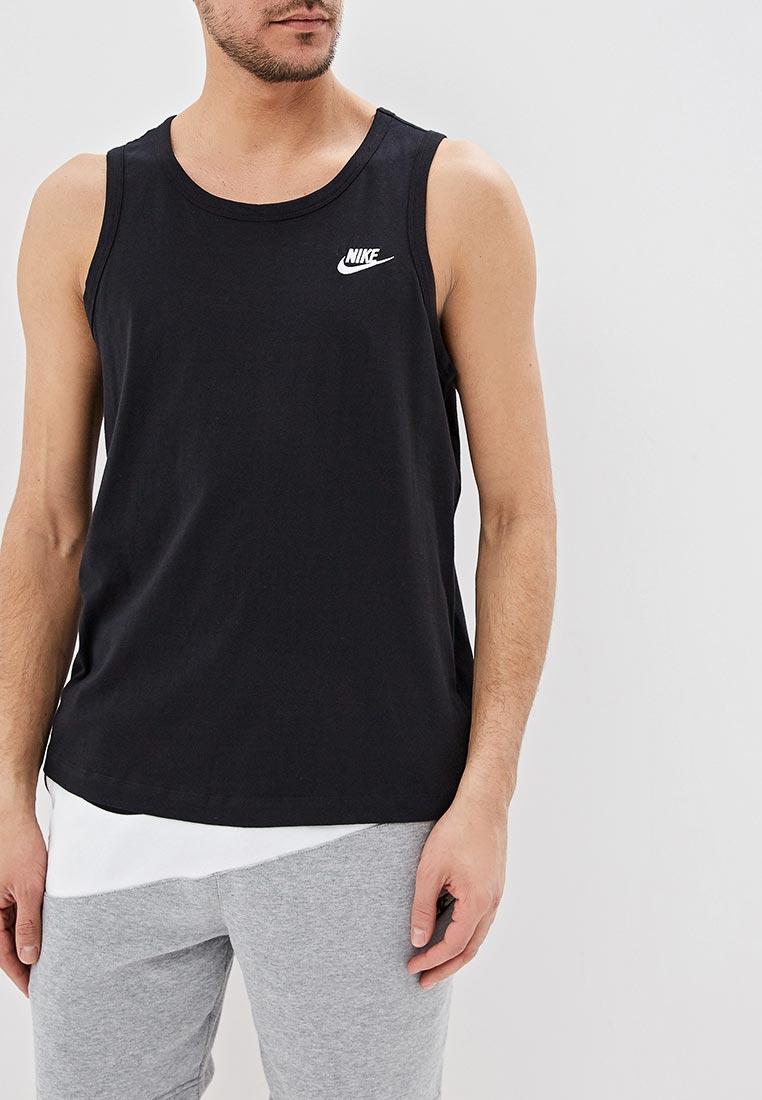 Спортивная майка Nike (Найк) BQ1260: изображение 1