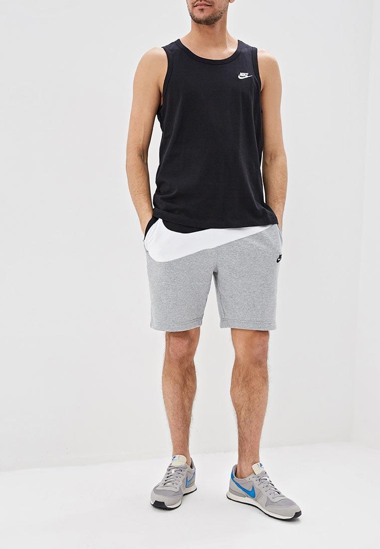 Спортивная майка Nike (Найк) BQ1260: изображение 2