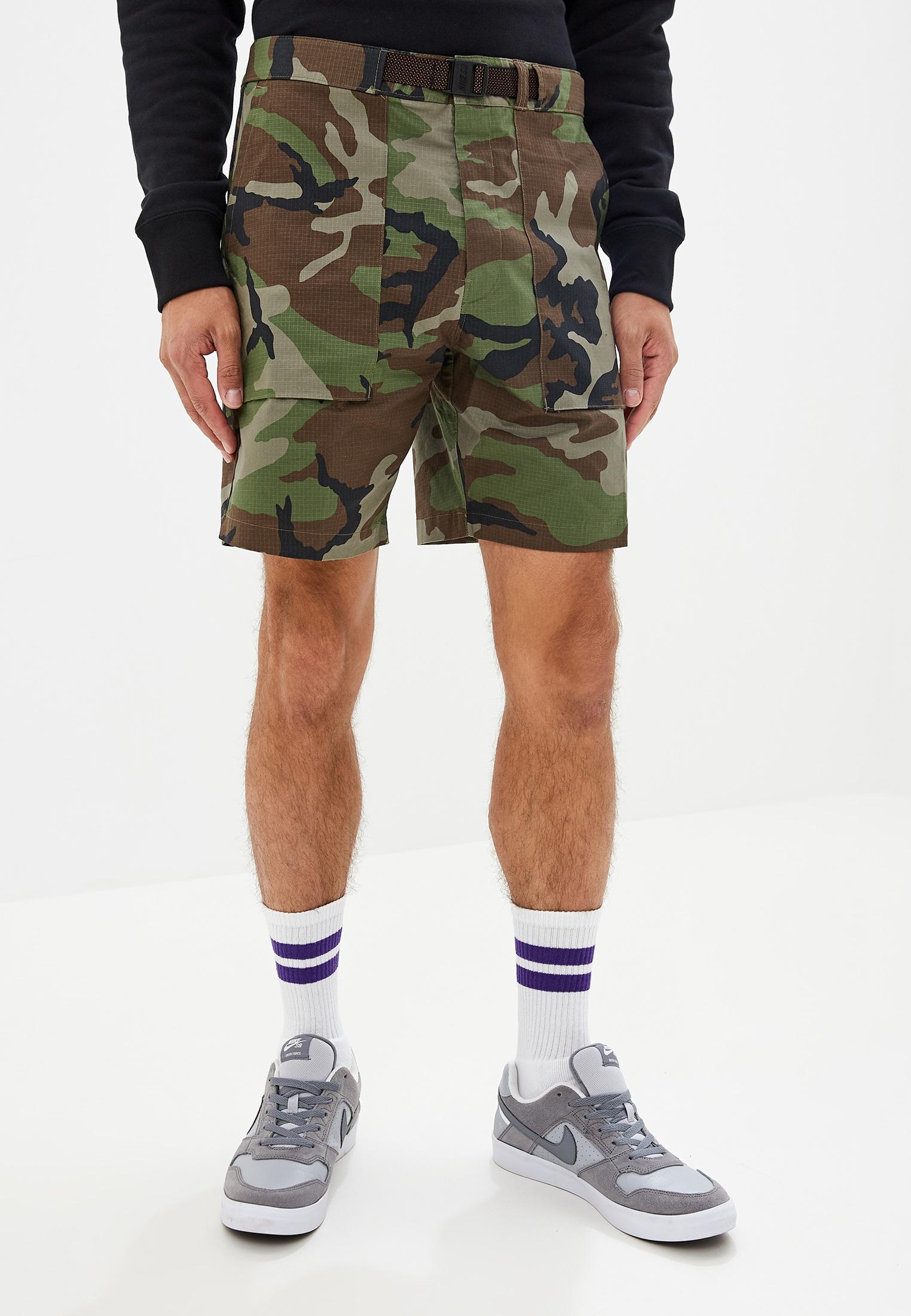 Мужские спортивные шорты Nike (Найк) AT9881