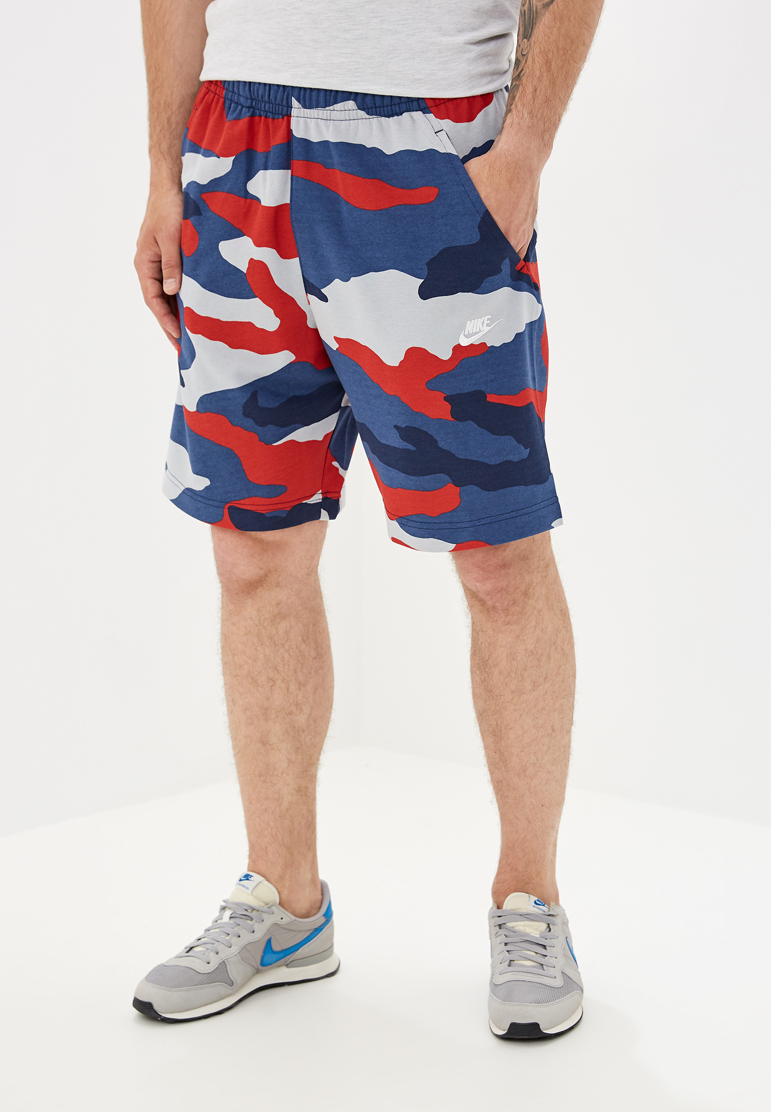 Мужские спортивные шорты Nike (Найк) BV2838