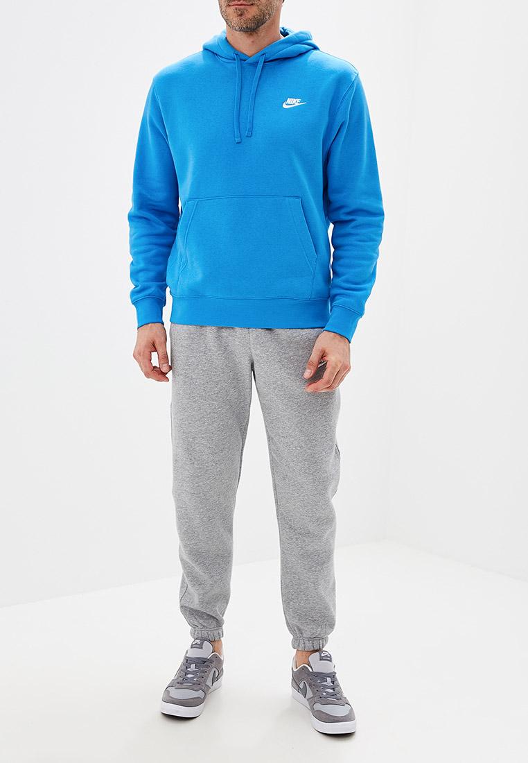 Мужские спортивные брюки Nike (Найк) BV2737: изображение 4
