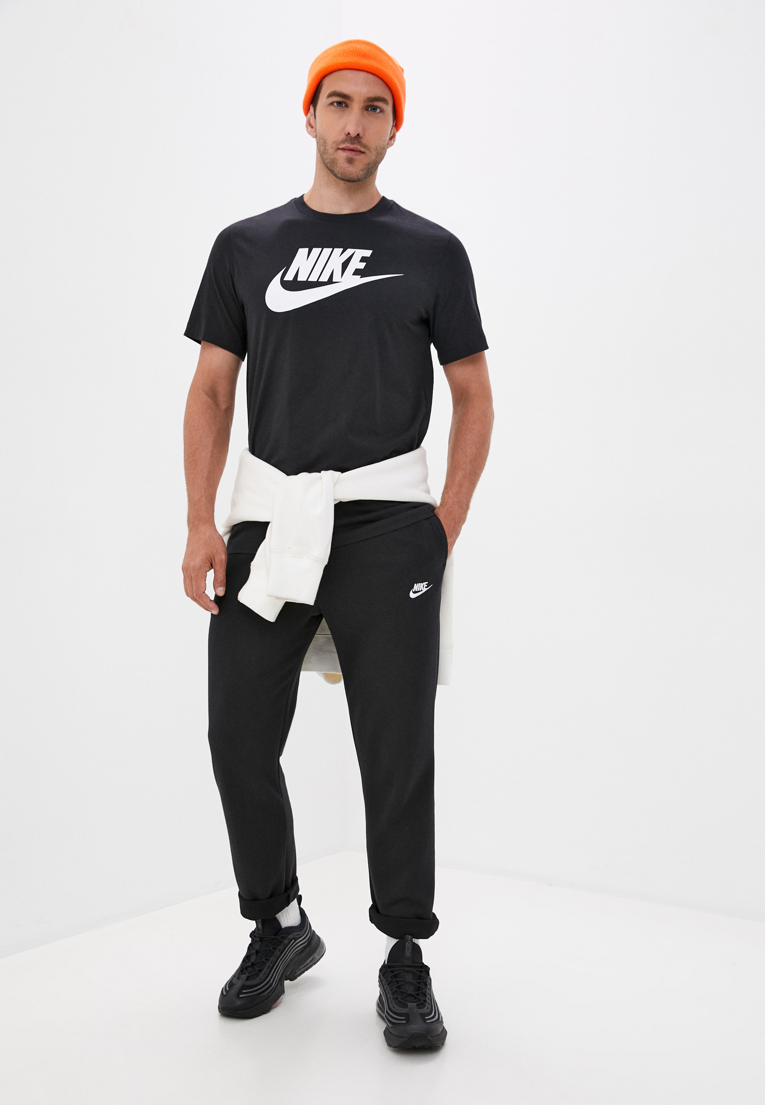 Мужские спортивные брюки Nike (Найк) BV2713: изображение 5
