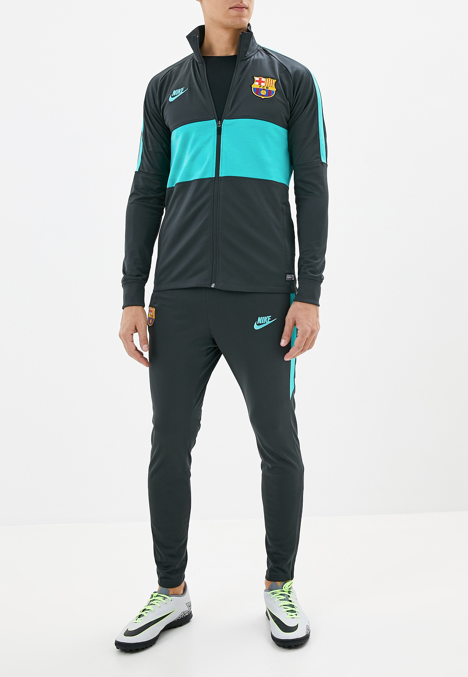 Спортивный костюм Nike (Найк) AQ0781