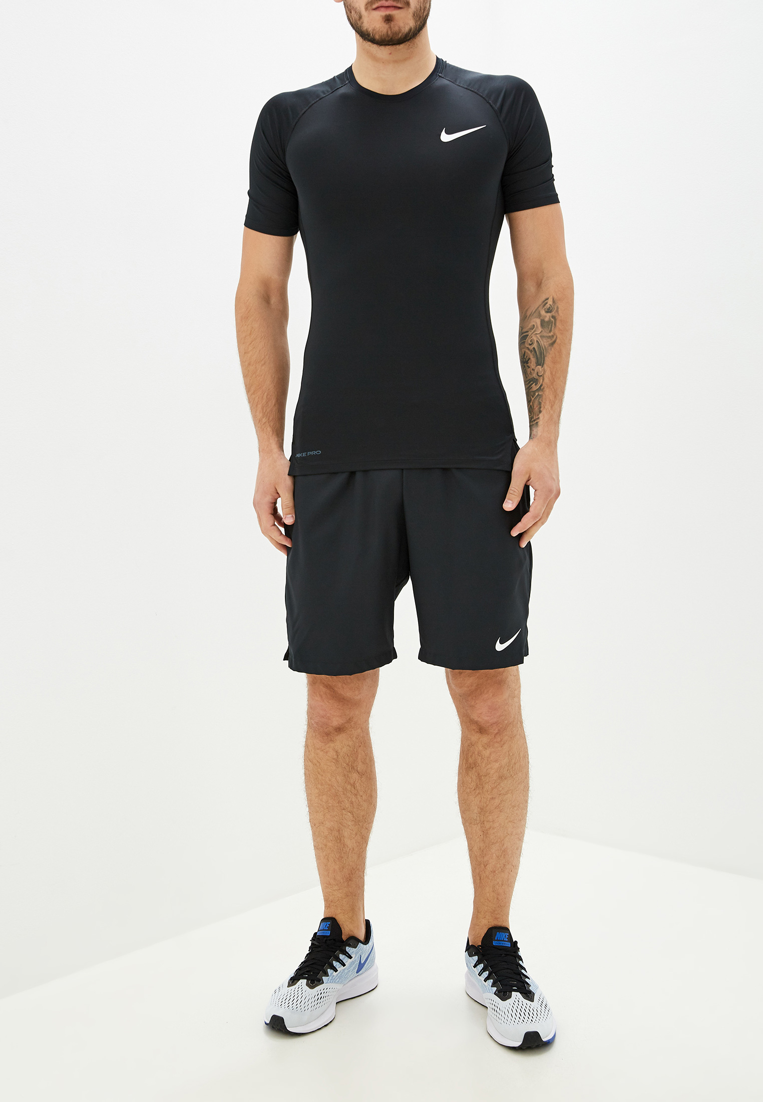 Спортивная футболка Nike (Найк) BV5631: изображение 2
