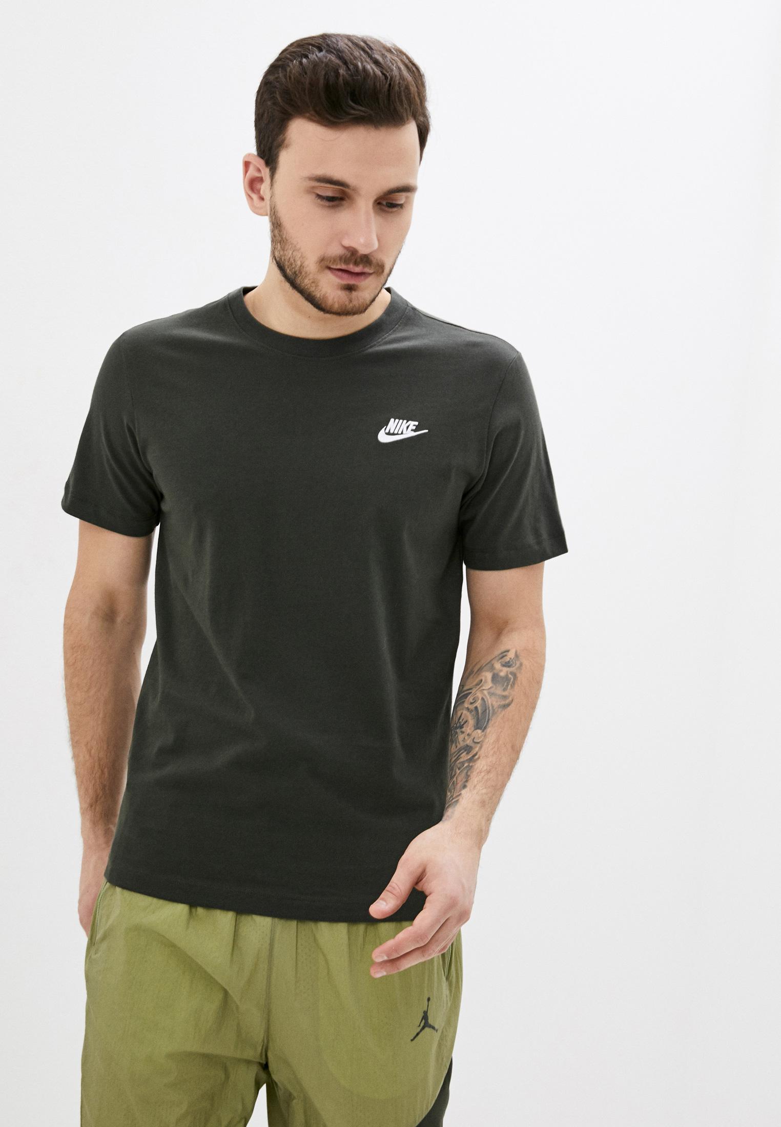 Футболка Nike (Найк) AR4997: изображение 4