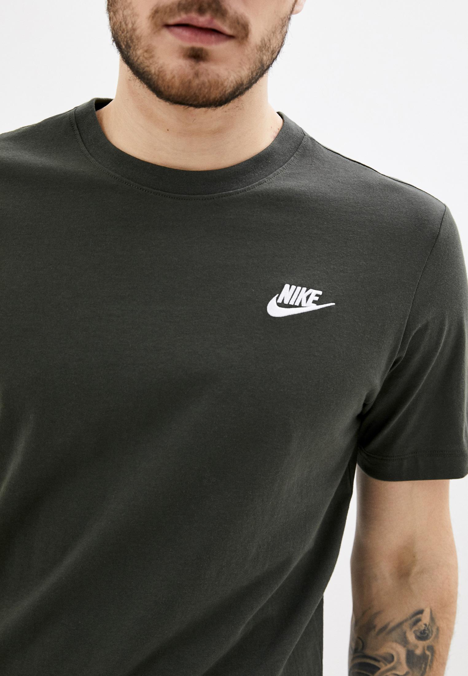 Футболка Nike (Найк) AR4997: изображение 7