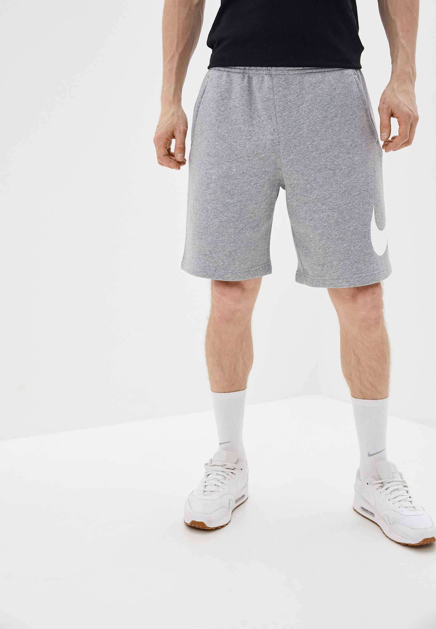 Мужские спортивные шорты Nike (Найк) BV2721: изображение 1