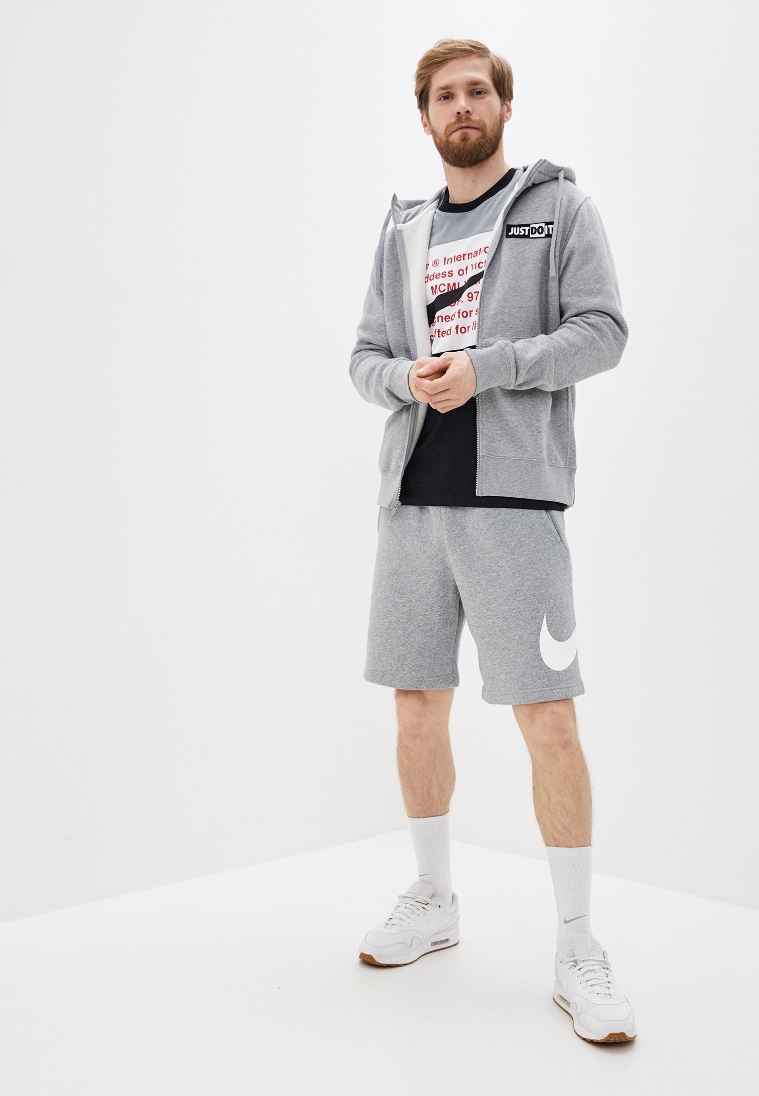 Мужские спортивные шорты Nike (Найк) BV2721: изображение 2