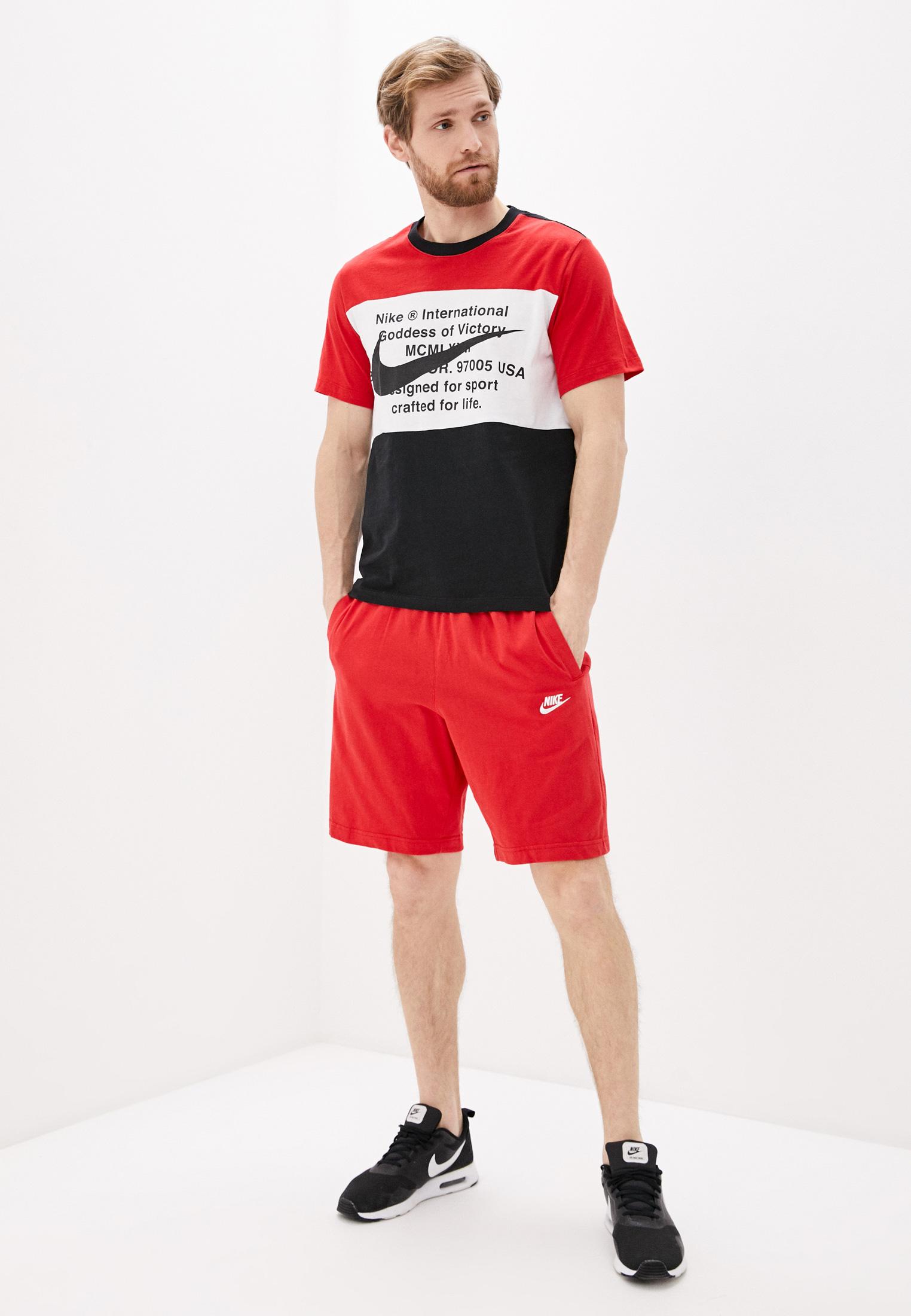 Мужские спортивные шорты Nike (Найк) BV2772: изображение 2