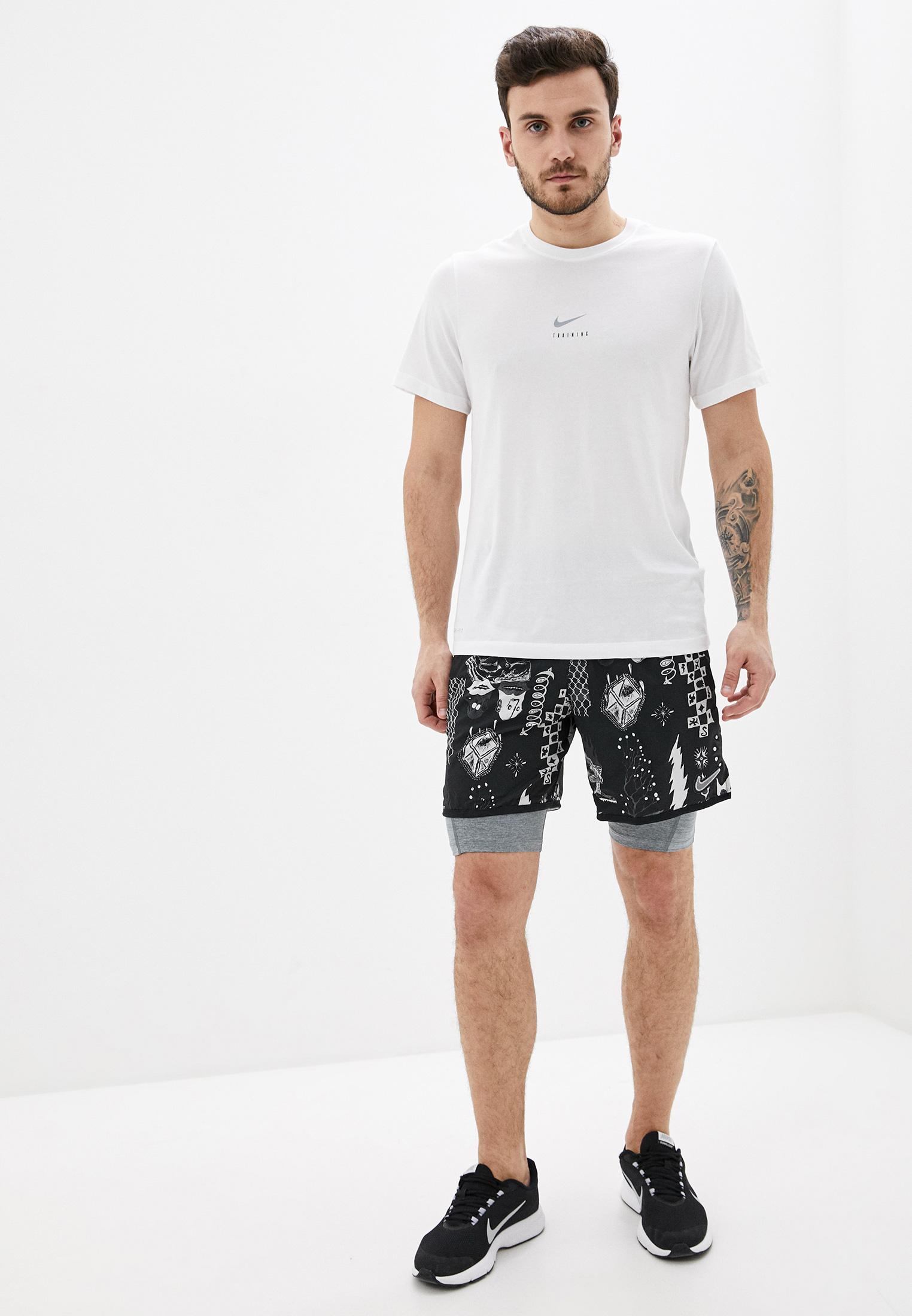 Мужские спортивные шорты Nike (Найк) BV5637: изображение 2