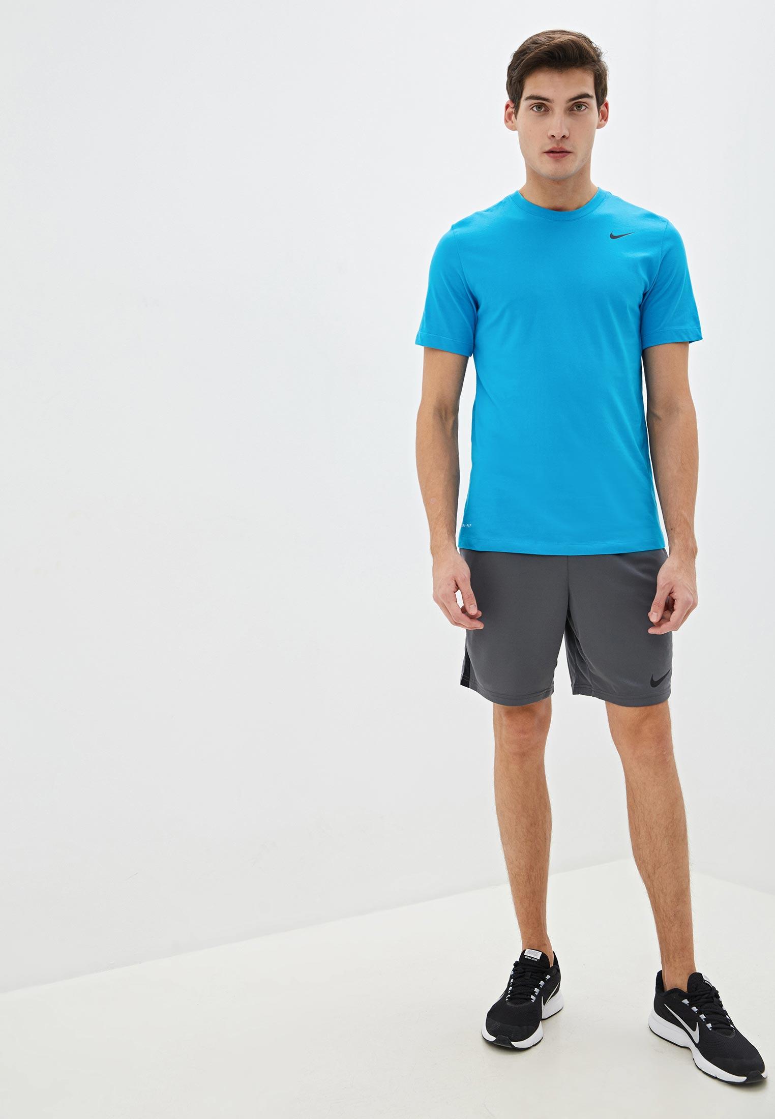 Мужские спортивные шорты Nike (Найк) CJ2007: изображение 2