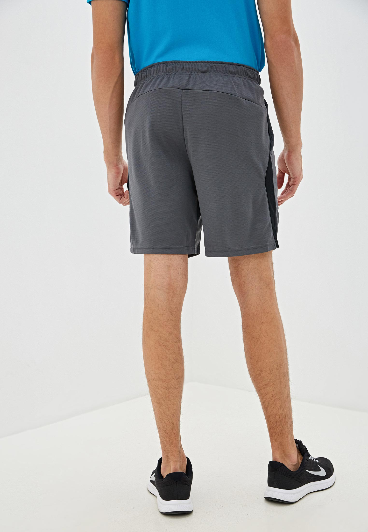 Мужские спортивные шорты Nike (Найк) CJ2007: изображение 3
