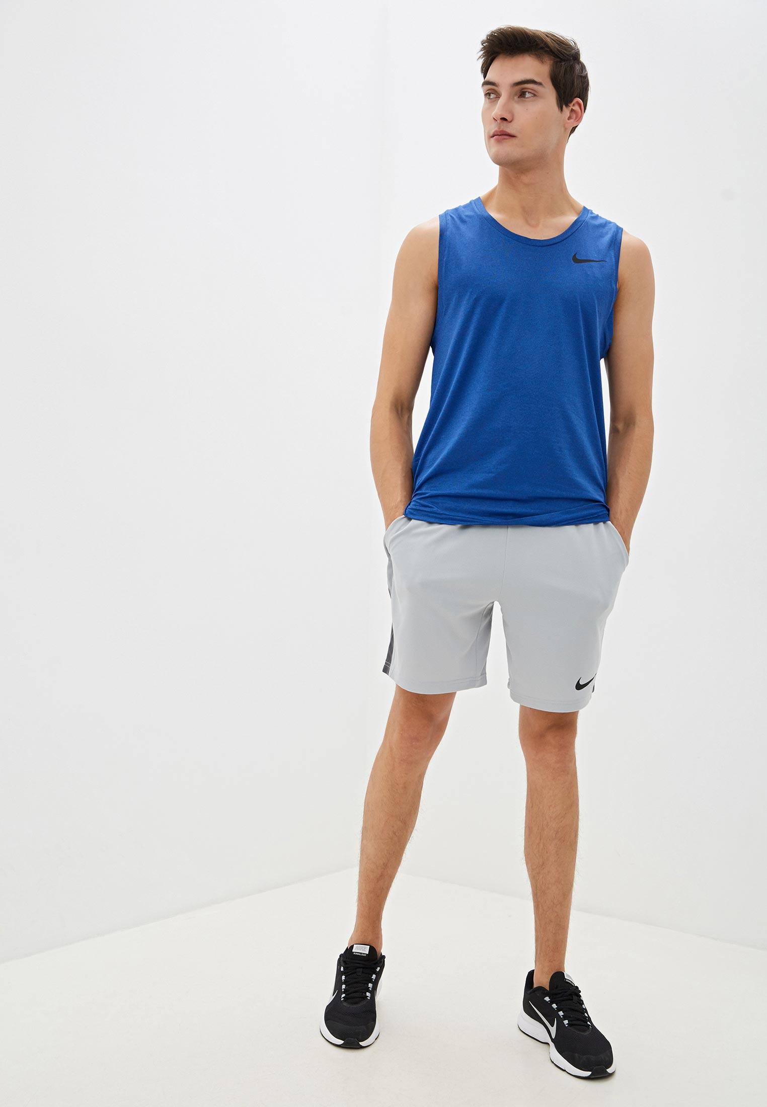 Мужские спортивные шорты Nike (Найк) CJ2007: изображение 6