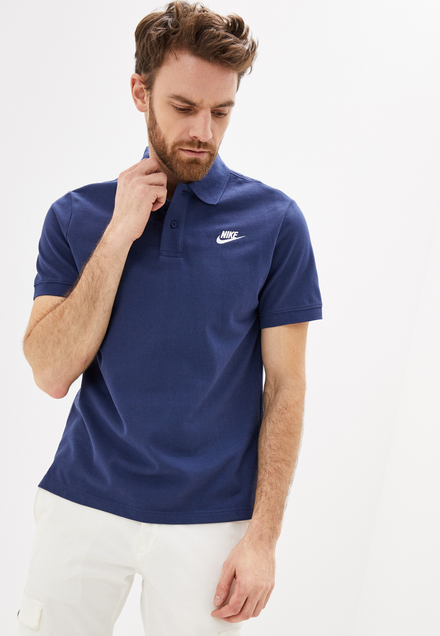 Мужские поло Nike (Найк) CJ4456