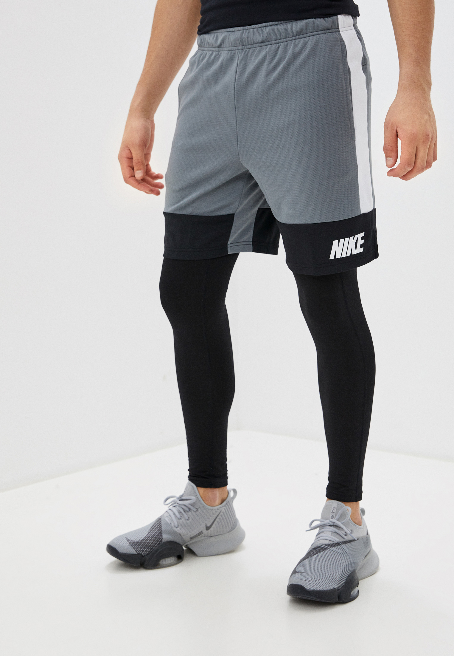 Мужские спортивные шорты Nike (Найк) CU3467