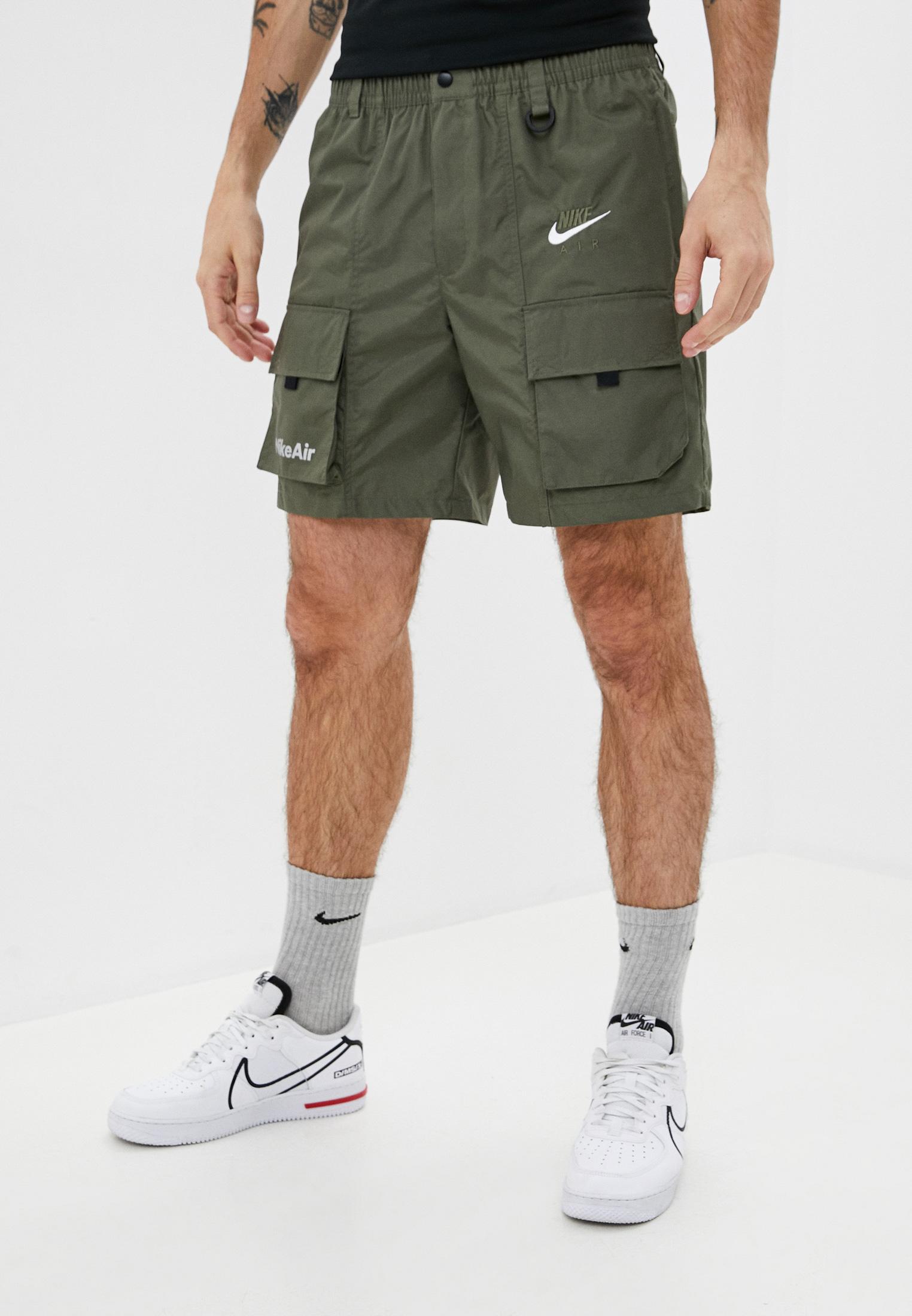 Мужские спортивные шорты Nike (Найк) CU4126