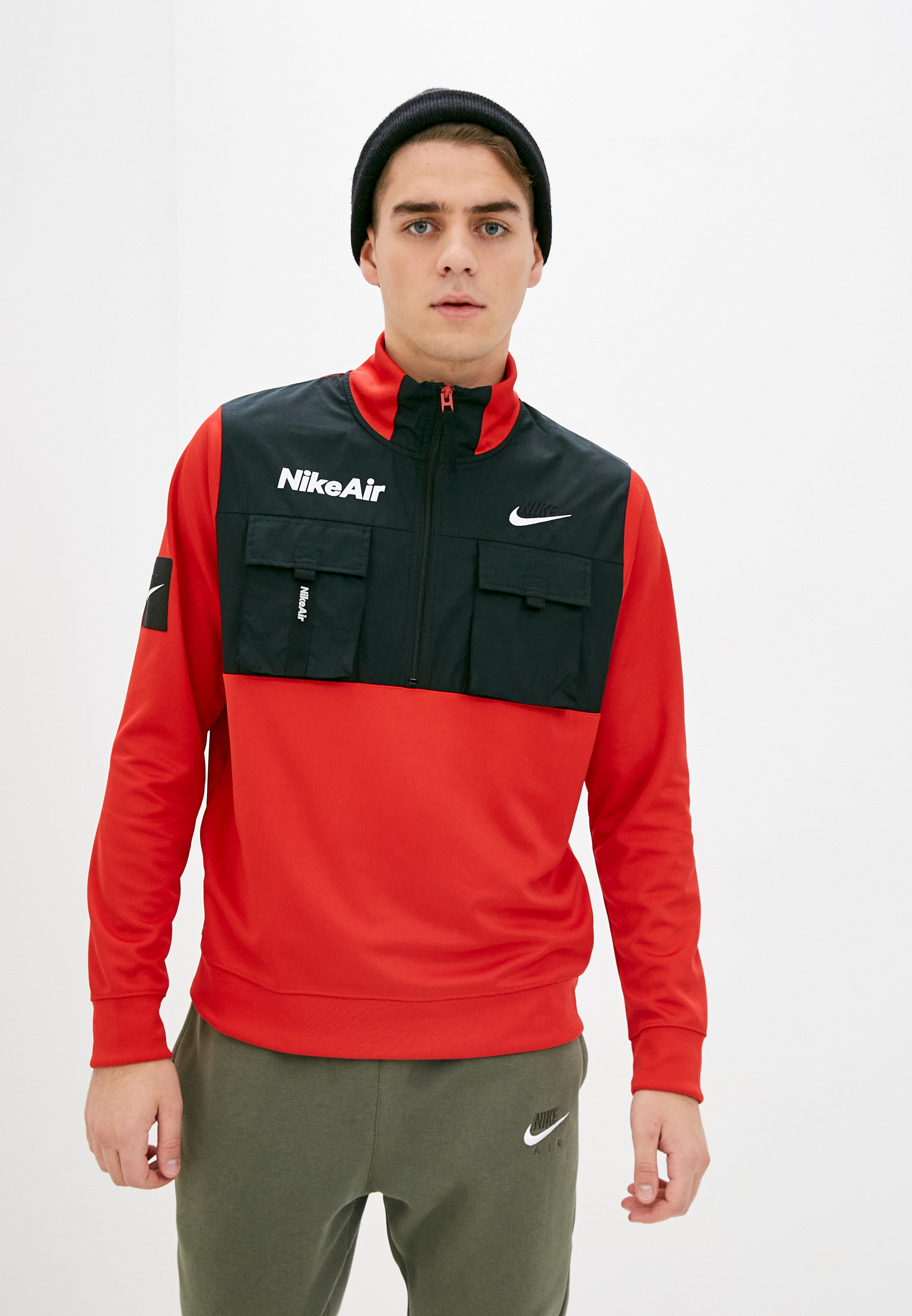 Толстовка Nike (Найк) CU4168