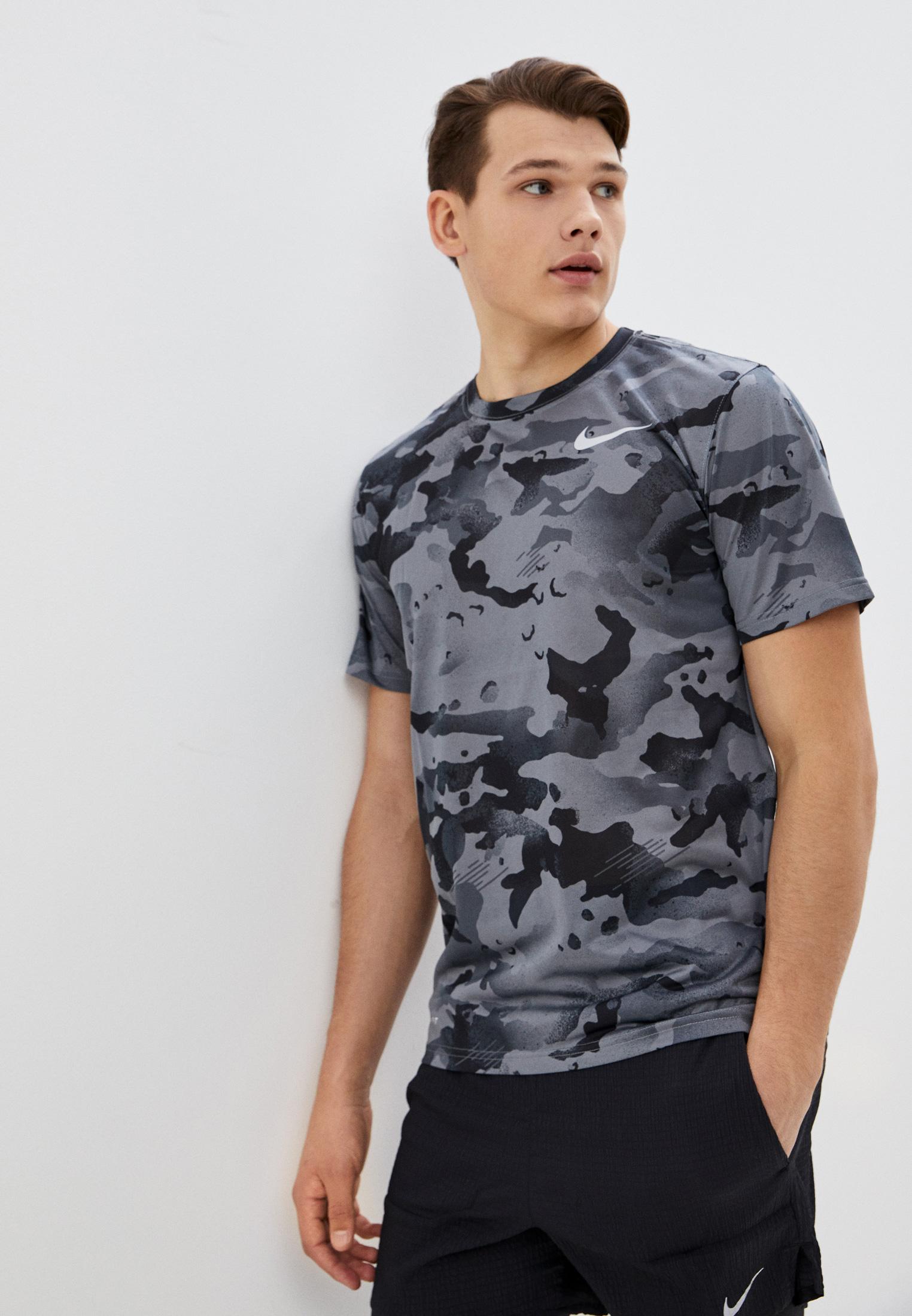Спортивная футболка Nike (Найк) CU8477