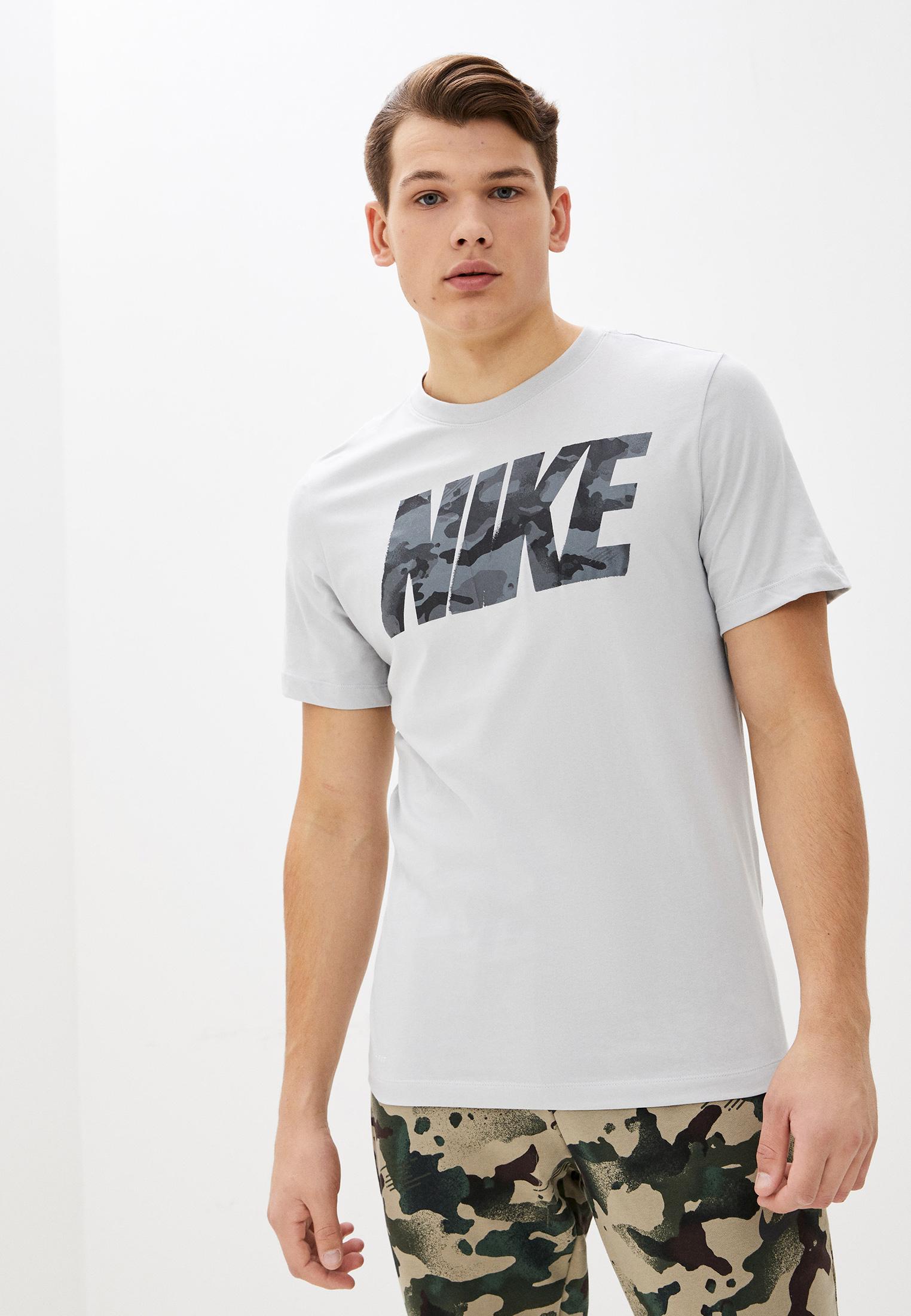 Спортивная футболка Nike (Найк) CU8521
