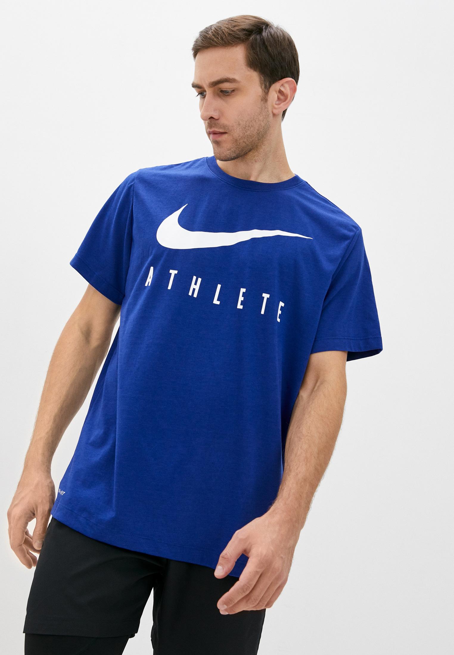 Спортивная футболка Nike (Найк) BQ7539