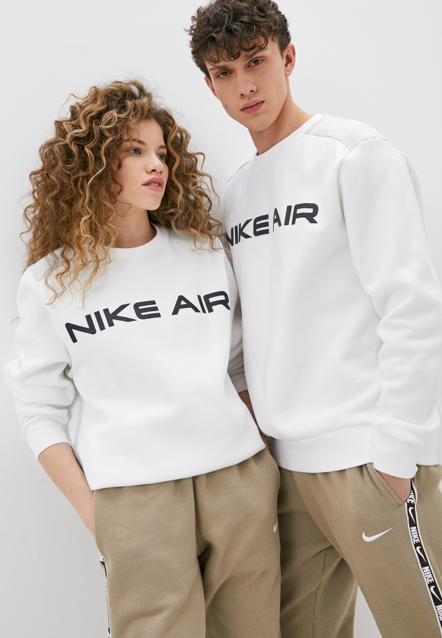Толстовка Nike (Найк) Свитшот Nike