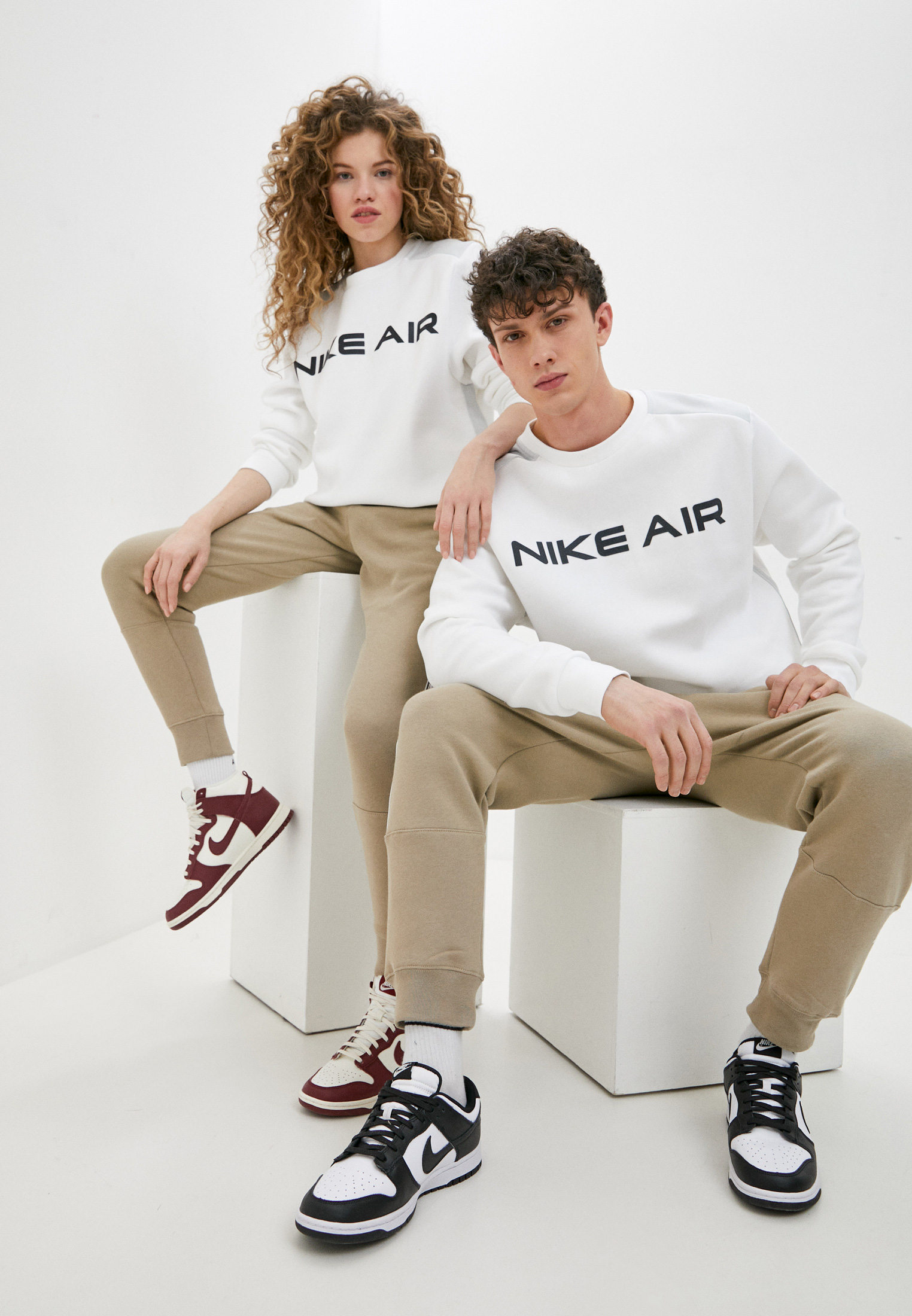 Толстовка Nike (Найк) DA0220: изображение 2