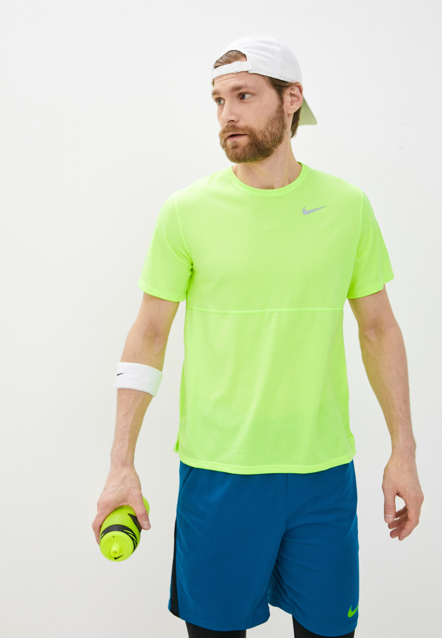 Спортивная футболка Nike (Найк) CJ5332: изображение 5