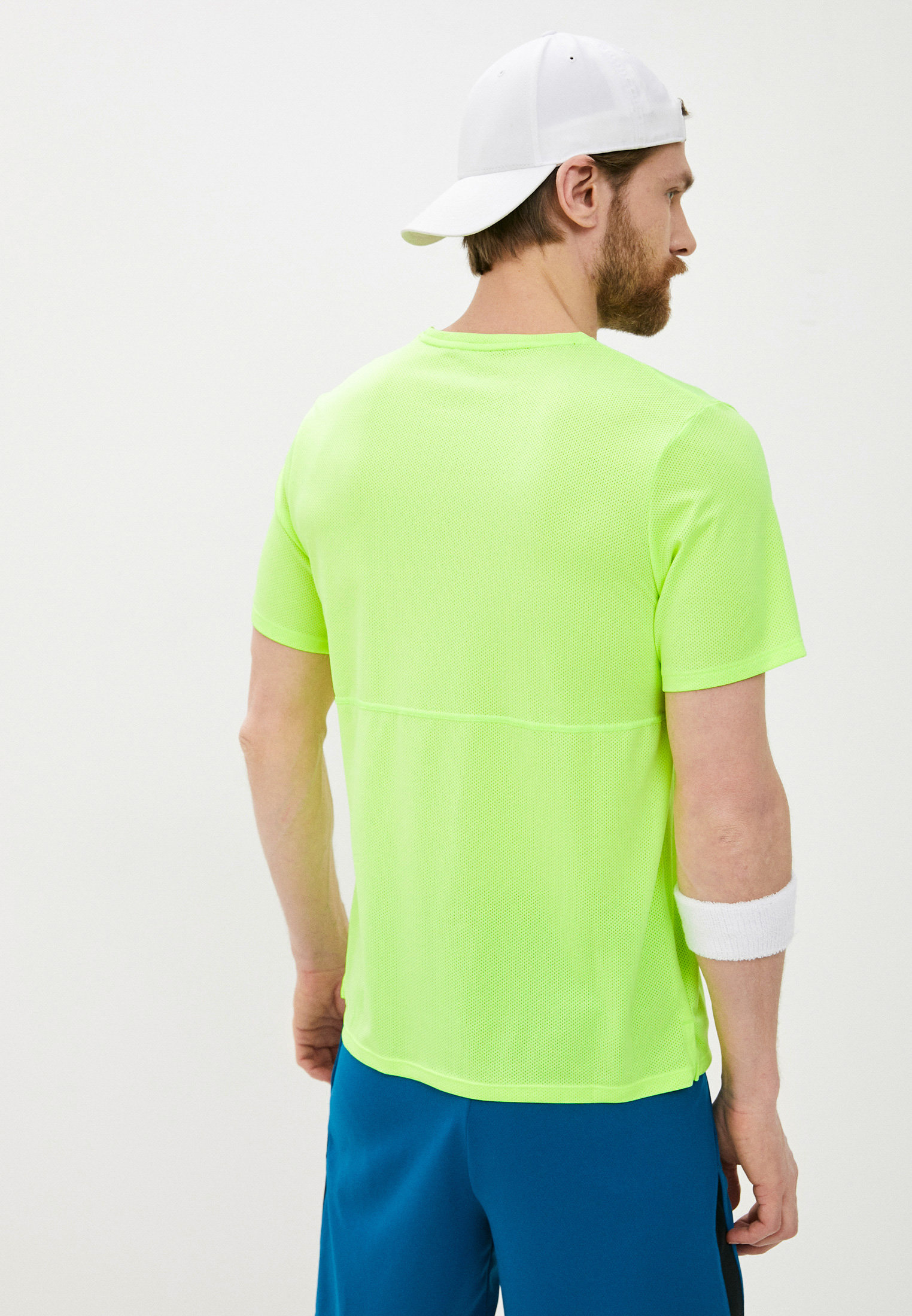 Спортивная футболка Nike (Найк) CJ5332: изображение 7