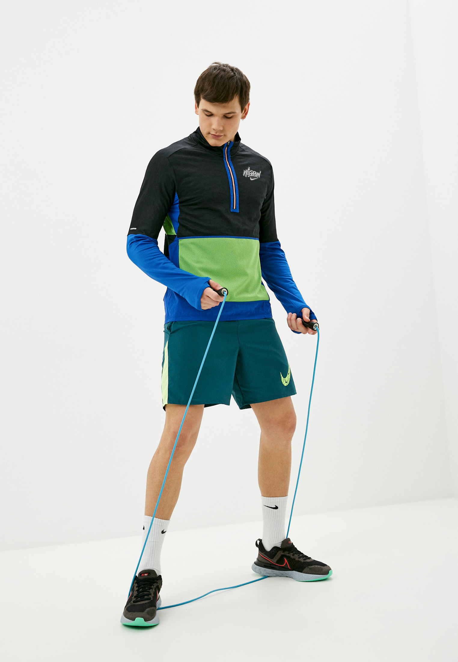 Мужские спортивные шорты Nike (Найк) DA0169: изображение 2