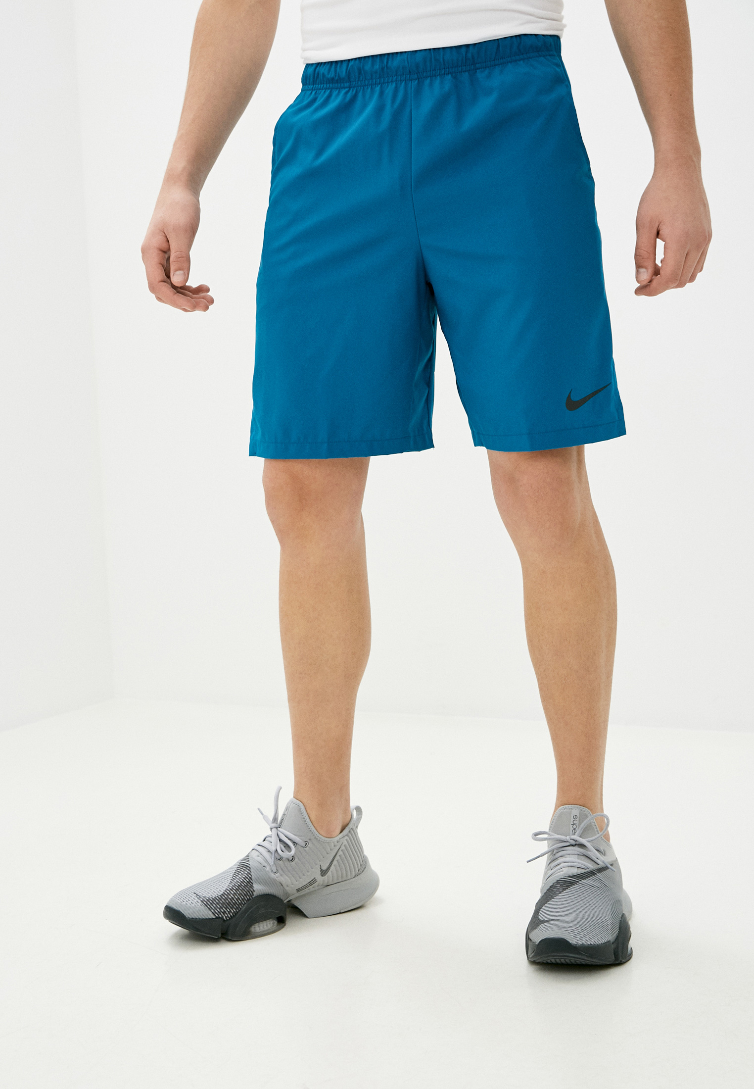 Мужские спортивные шорты Nike (Найк) CU4945: изображение 5
