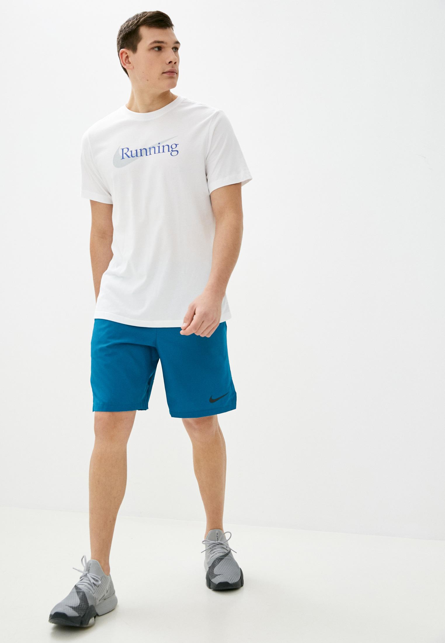 Мужские спортивные шорты Nike (Найк) CU4945: изображение 6