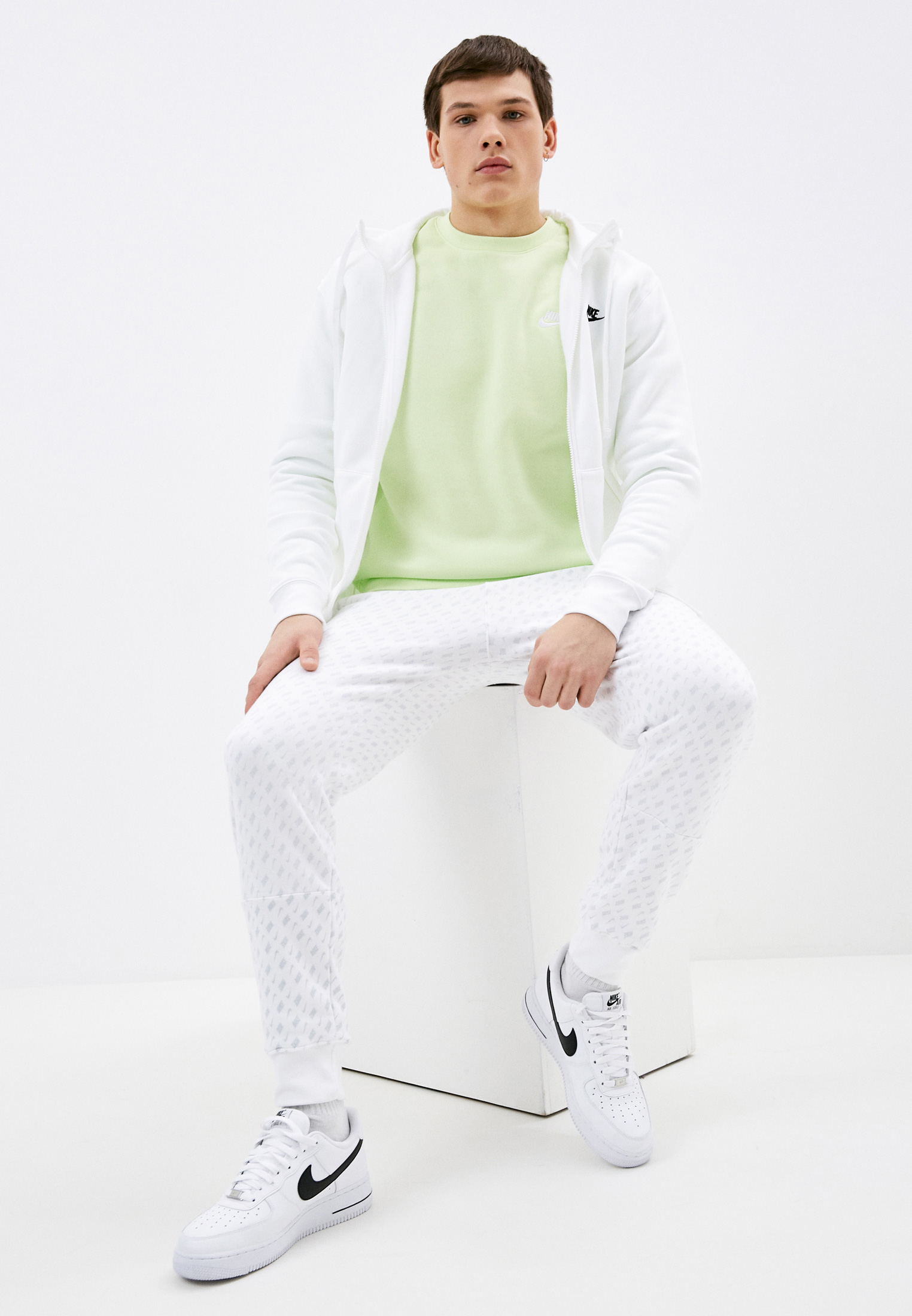 Толстовка Nike (Найк) BV2662: изображение 12