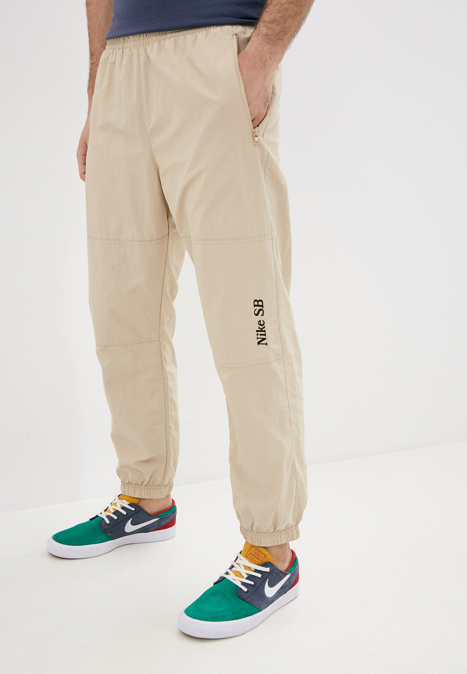 Мужские спортивные брюки Nike (Найк) CV4332: изображение 1