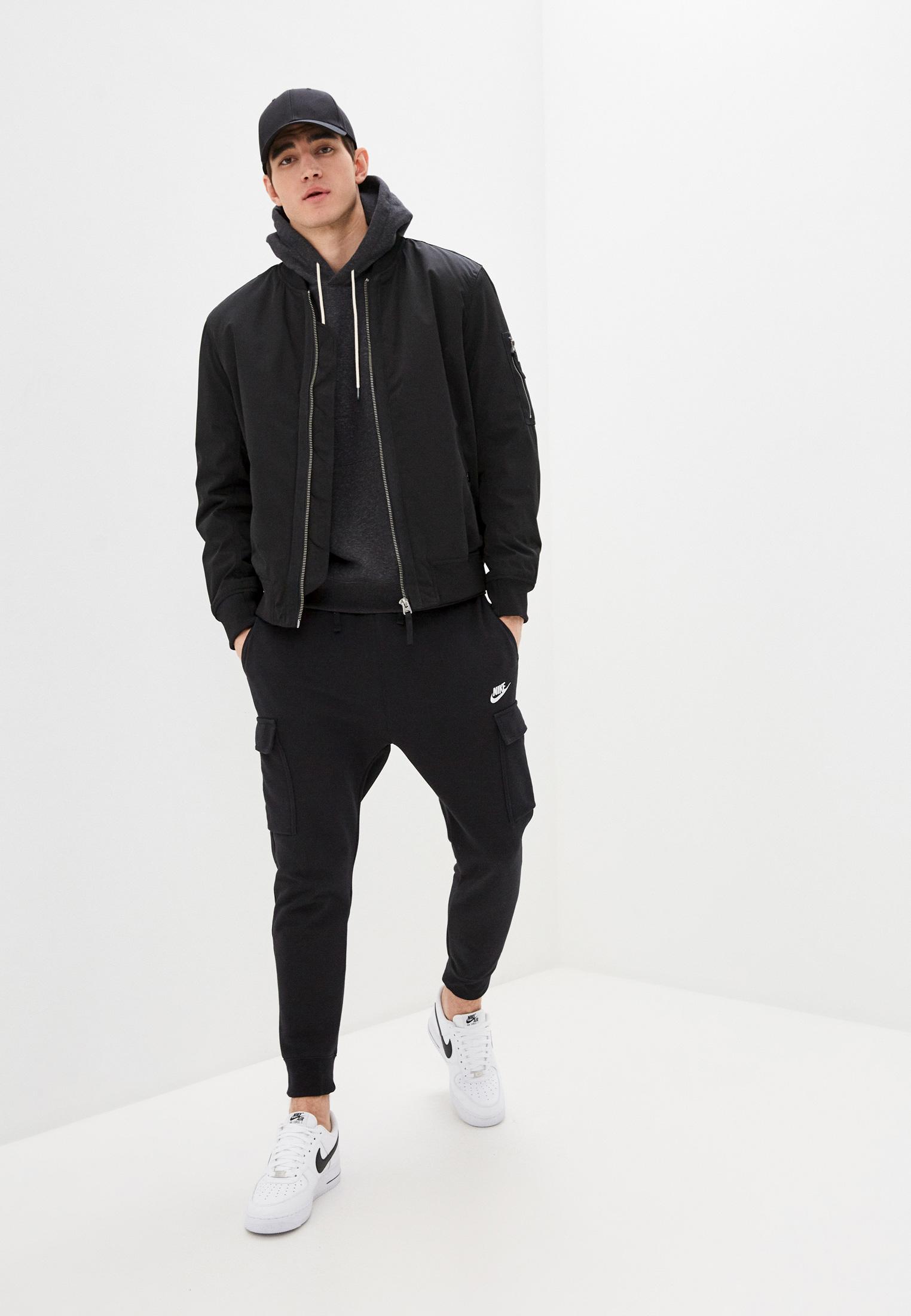Толстовка Nike (Найк) DA0680: изображение 2