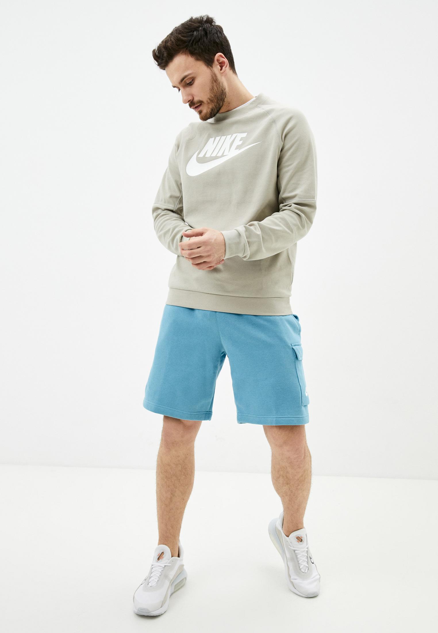 Мужские спортивные шорты Nike (Найк) CZ9956: изображение 2