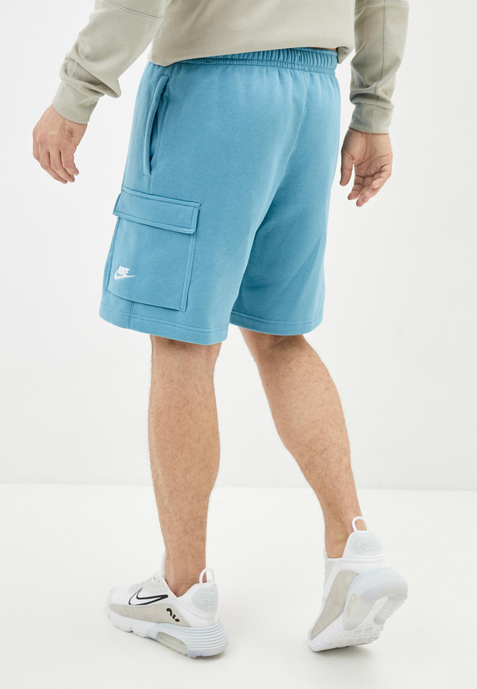 Мужские спортивные шорты Nike (Найк) CZ9956: изображение 3