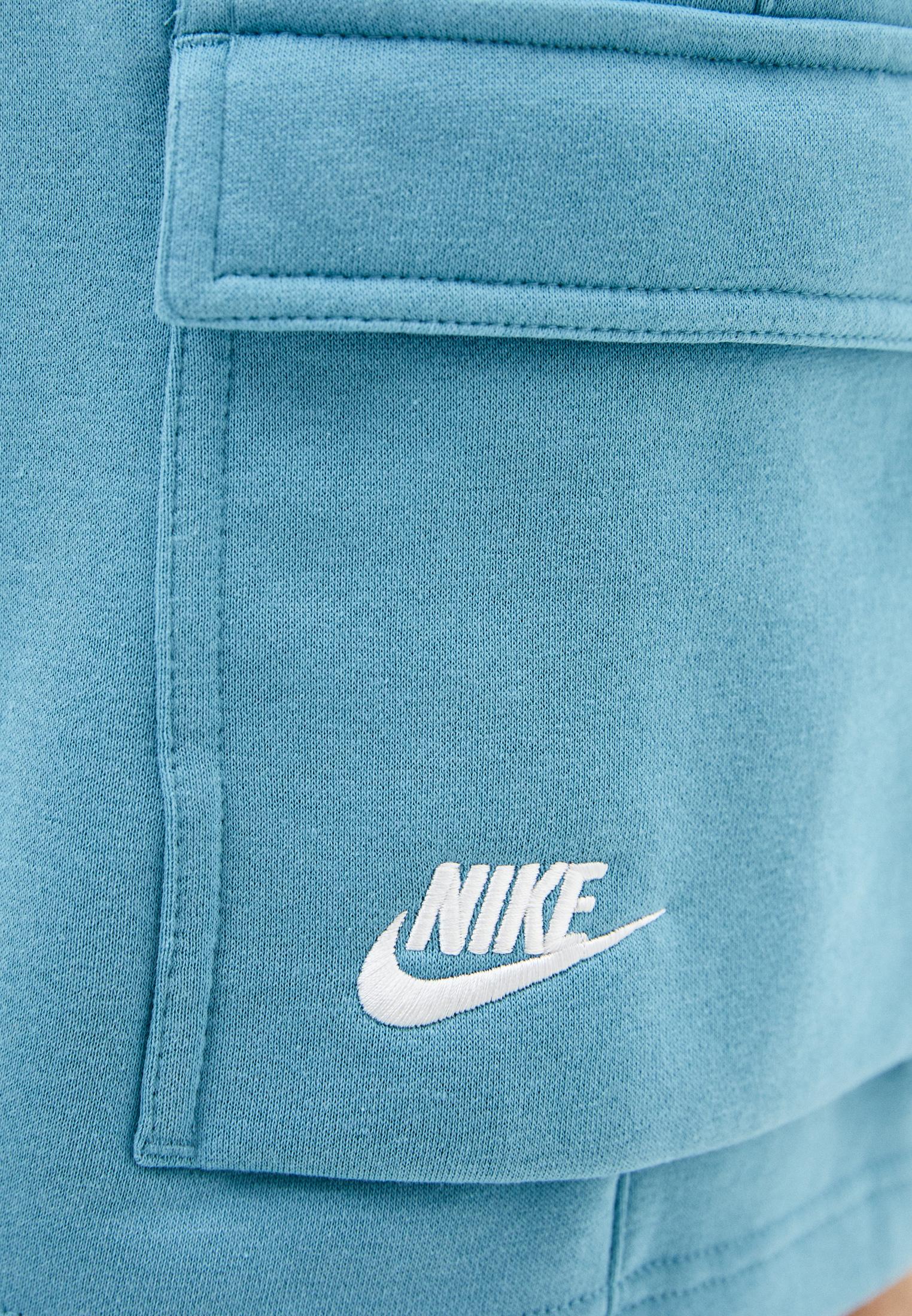 Мужские спортивные шорты Nike (Найк) CZ9956: изображение 4