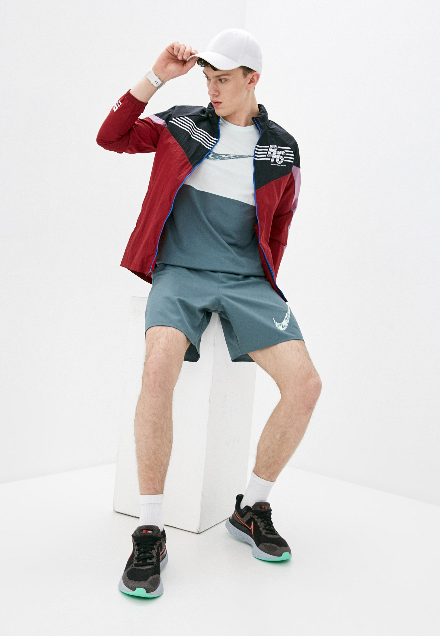 Мужские спортивные шорты Nike (Найк) DA0169: изображение 6