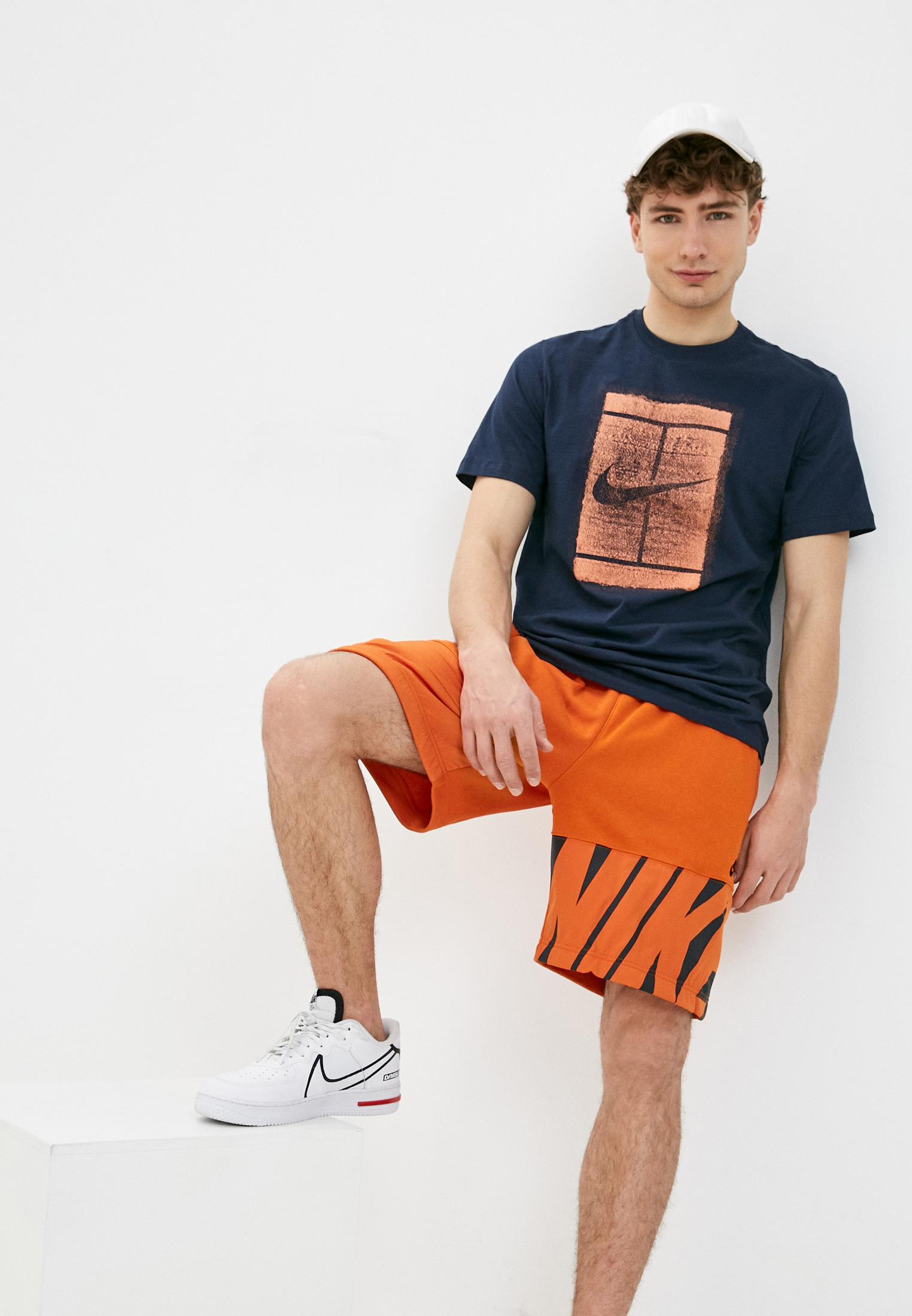 Мужские спортивные шорты Nike (Найк) CZ9952: изображение 4