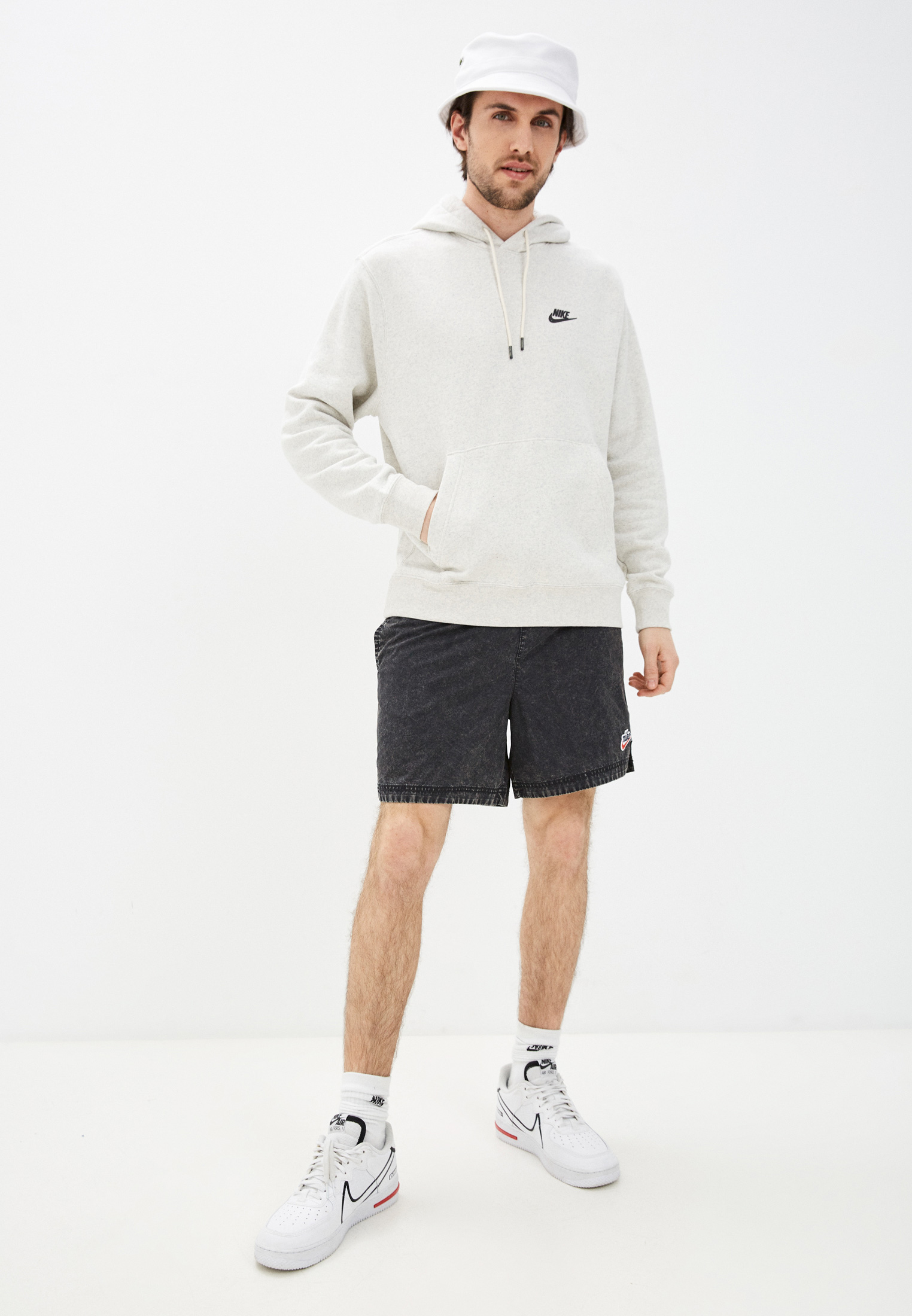 Толстовка Nike (Найк) DA0680: изображение 6