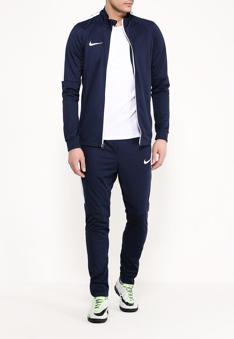 fd545e8c Спортивный костюм мужской Nike (Найк) 844327-451 цвет синий купить ...
