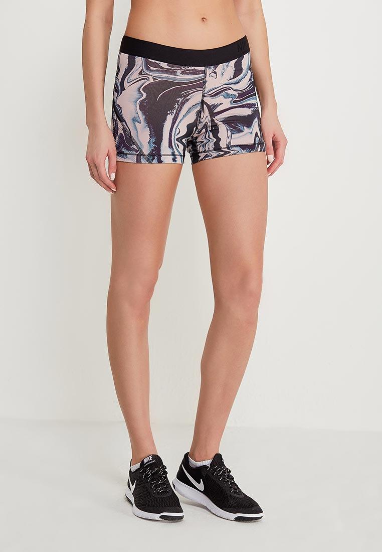 Женские спортивные шорты Nike (Найк) 889660-684: изображение 1