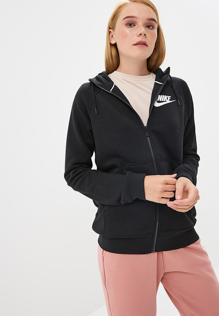 35408b7a Толстовка женская Nike (Найк) 930909-010 купить за 4990 руб.