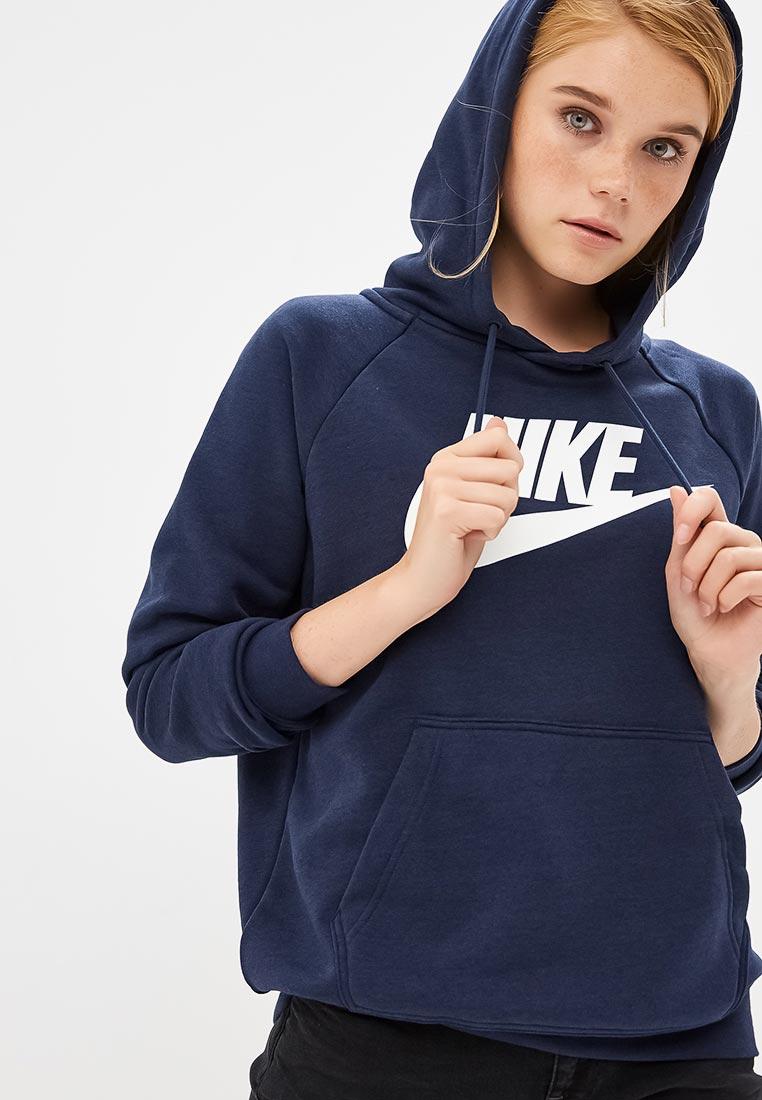 Женские худи Nike (Найк) 930913-451