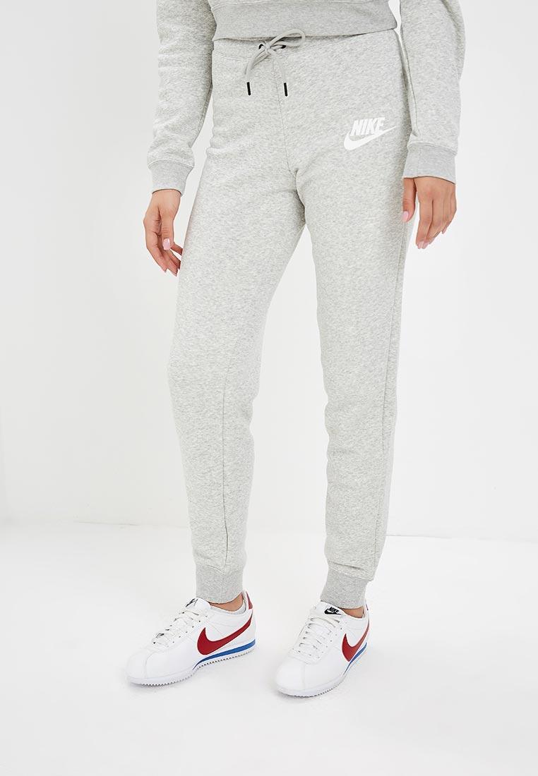 Женские спортивные брюки Nike (Найк) 931875-050: изображение 1