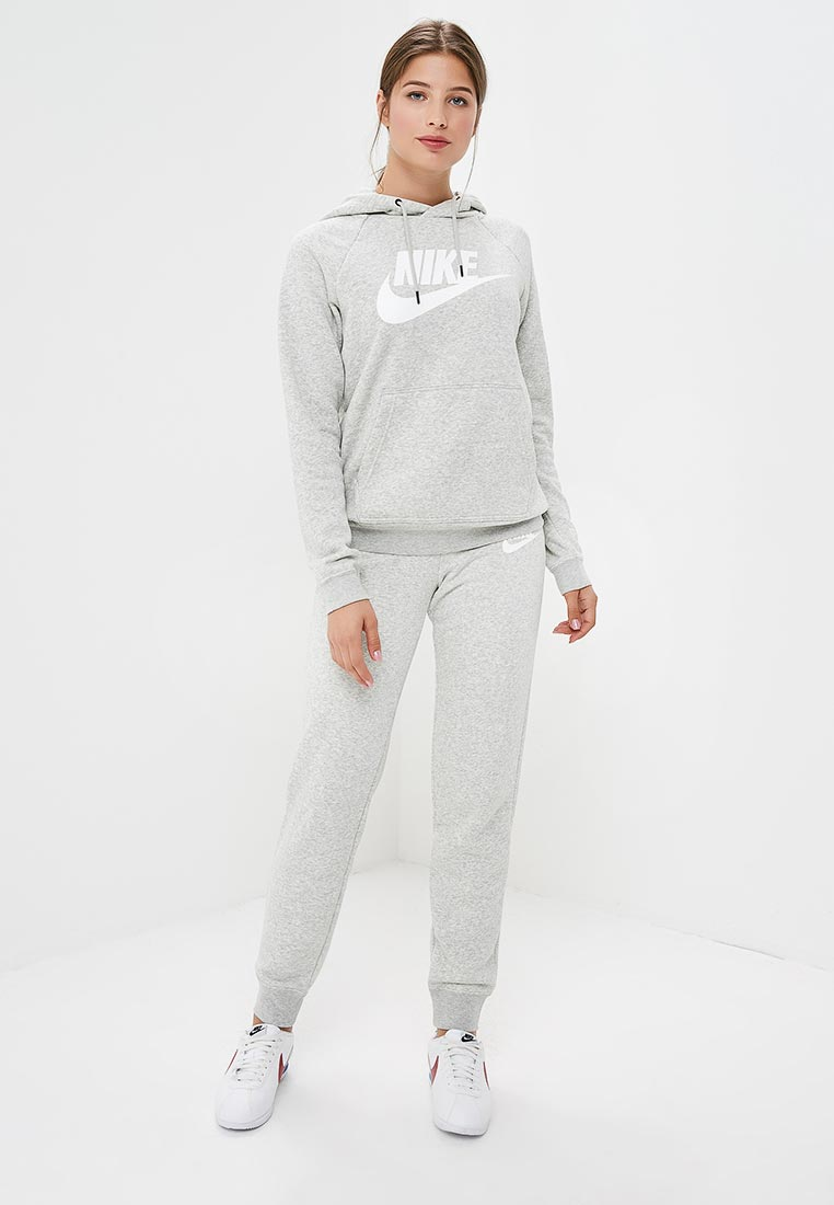 Женские спортивные брюки Nike (Найк) 931875-050: изображение 2